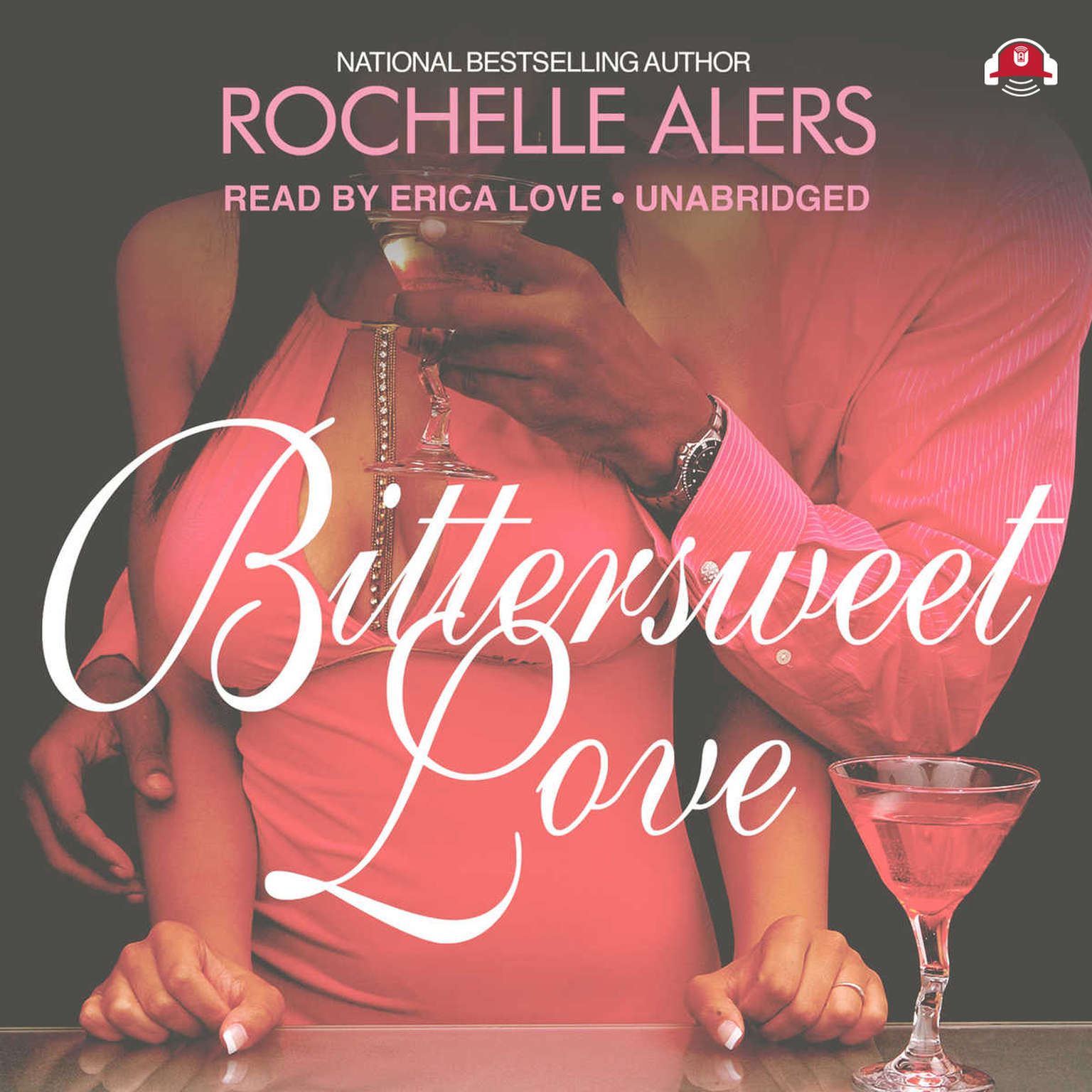 Printable Bittersweet Love Audiobook Cover Art