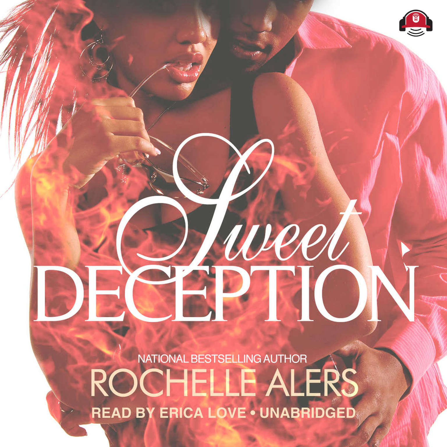 Printable Sweet Deception Audiobook Cover Art