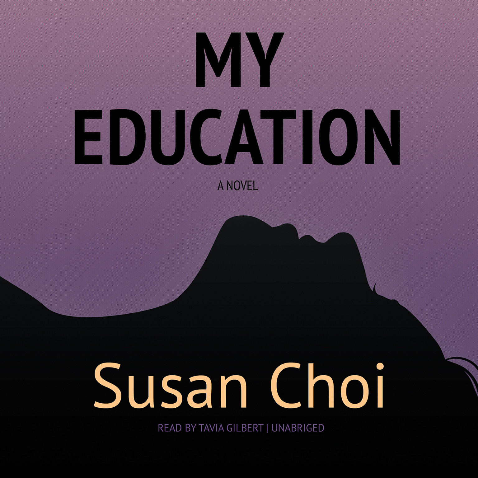 Printable My Education Audiobook Cover Art