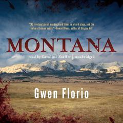 Montana Audiobook, by Gwen Florio