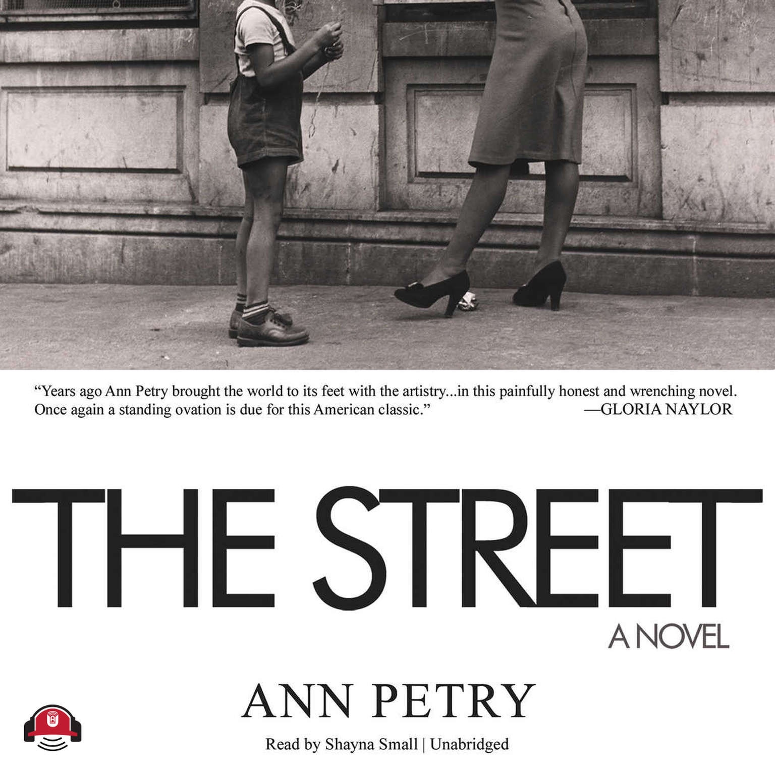 Printable The Street Audiobook Cover Art
