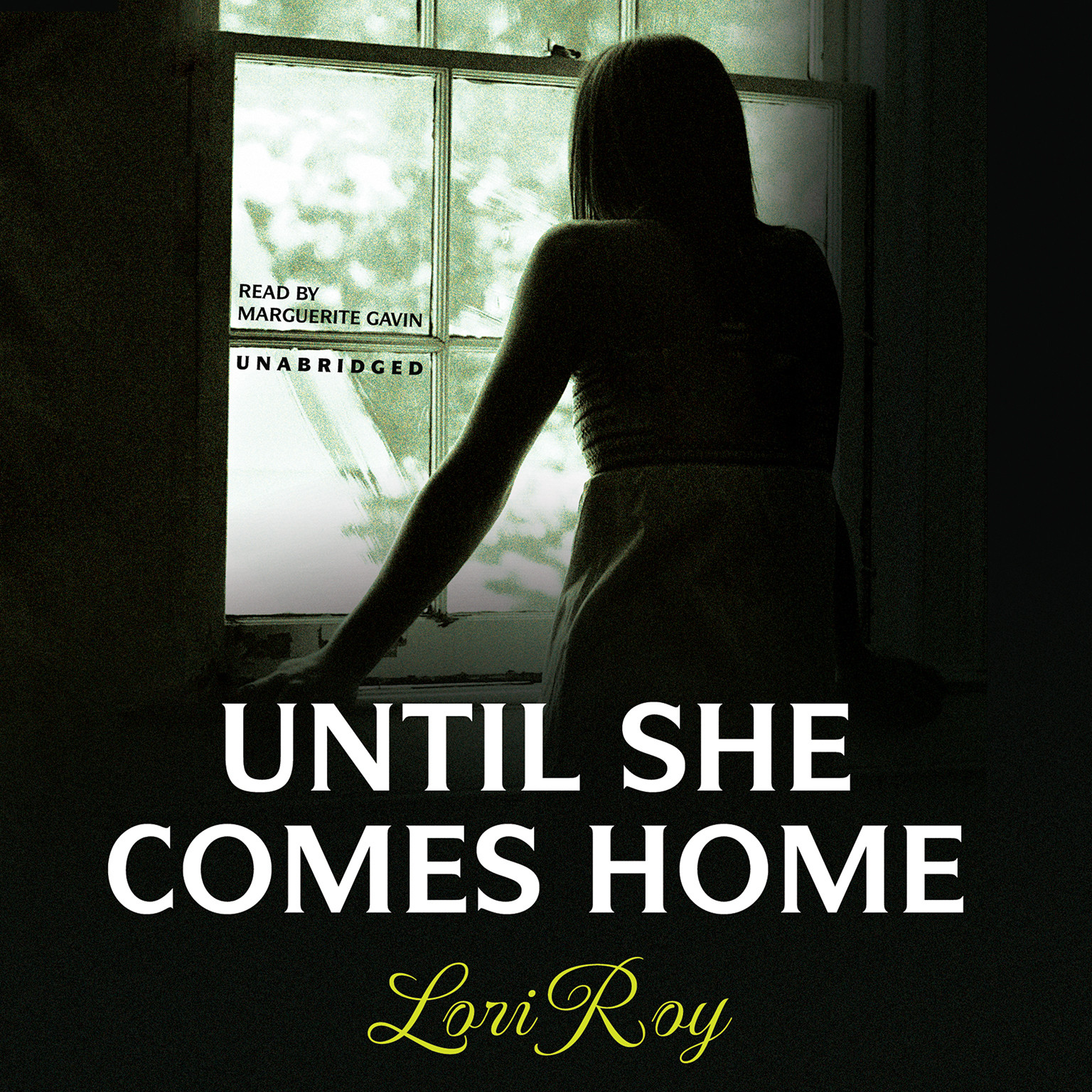 Printable Until She Comes Home Audiobook Cover Art