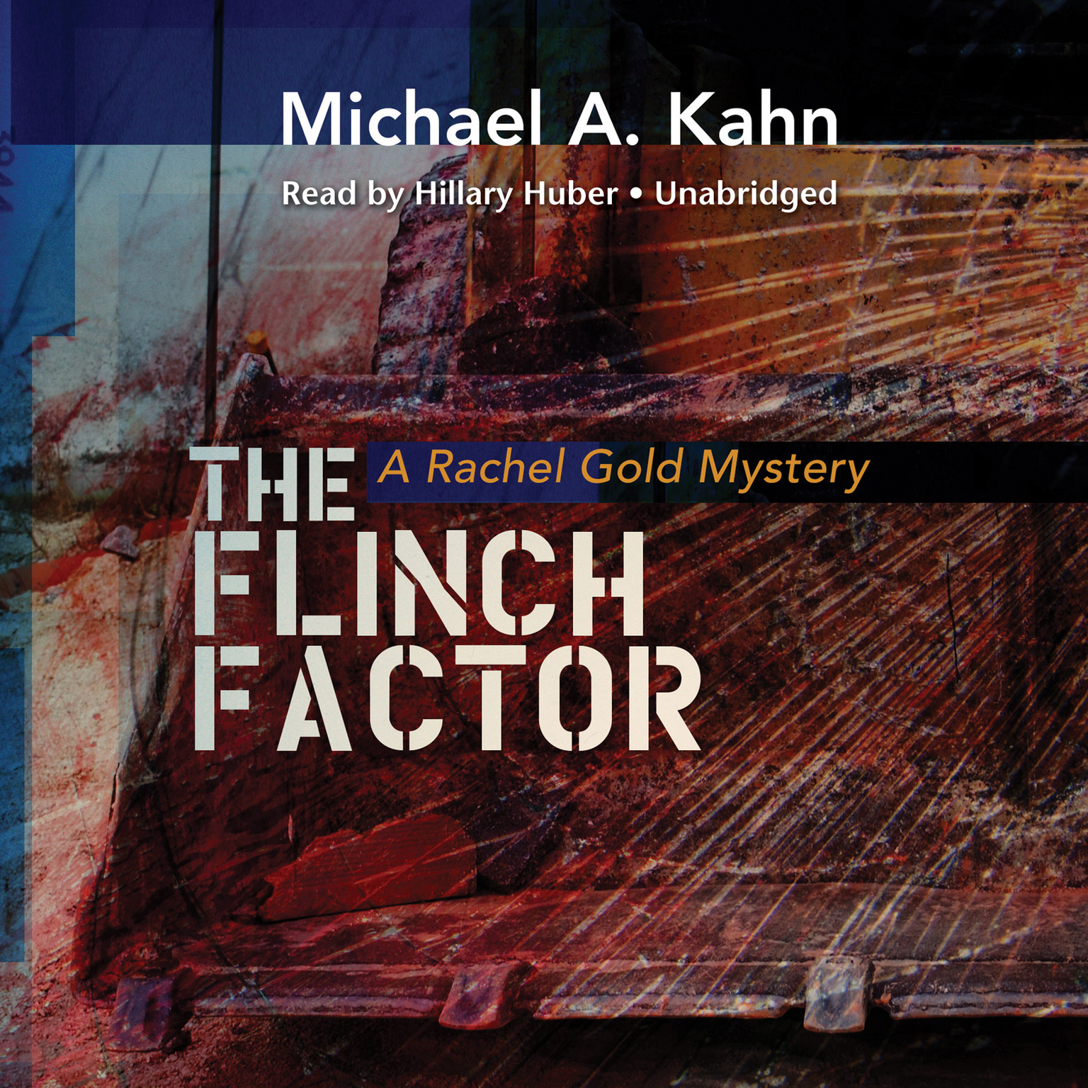 Printable The Flinch Factor: A Rachel Gold Mystery Audiobook Cover Art