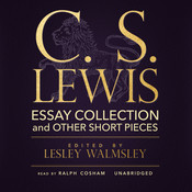 C. S. Lewis: Essay Collection and Other Short Pieces Audiobook, by C. S. Lewis
