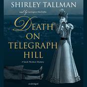 Death on Telegraph Hill Audiobook, by Shirley Tallman