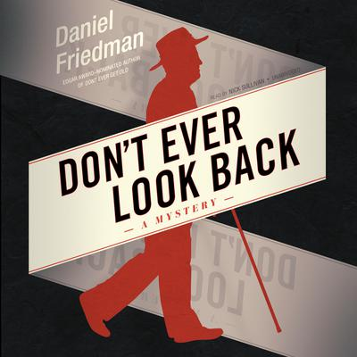 Don't Ever Look Back Audiobook, by Daniel Friedman