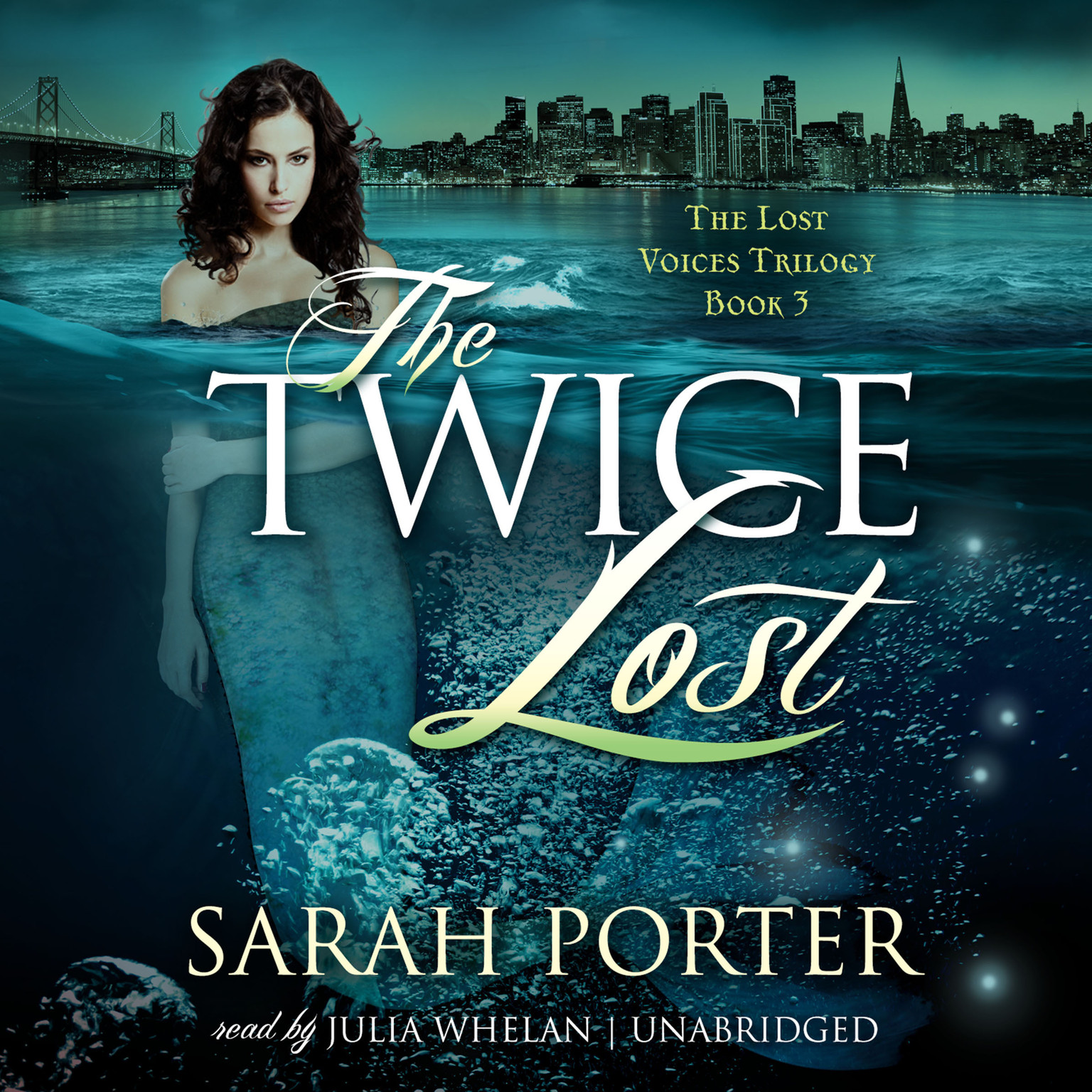 Printable The Twice Lost Audiobook Cover Art