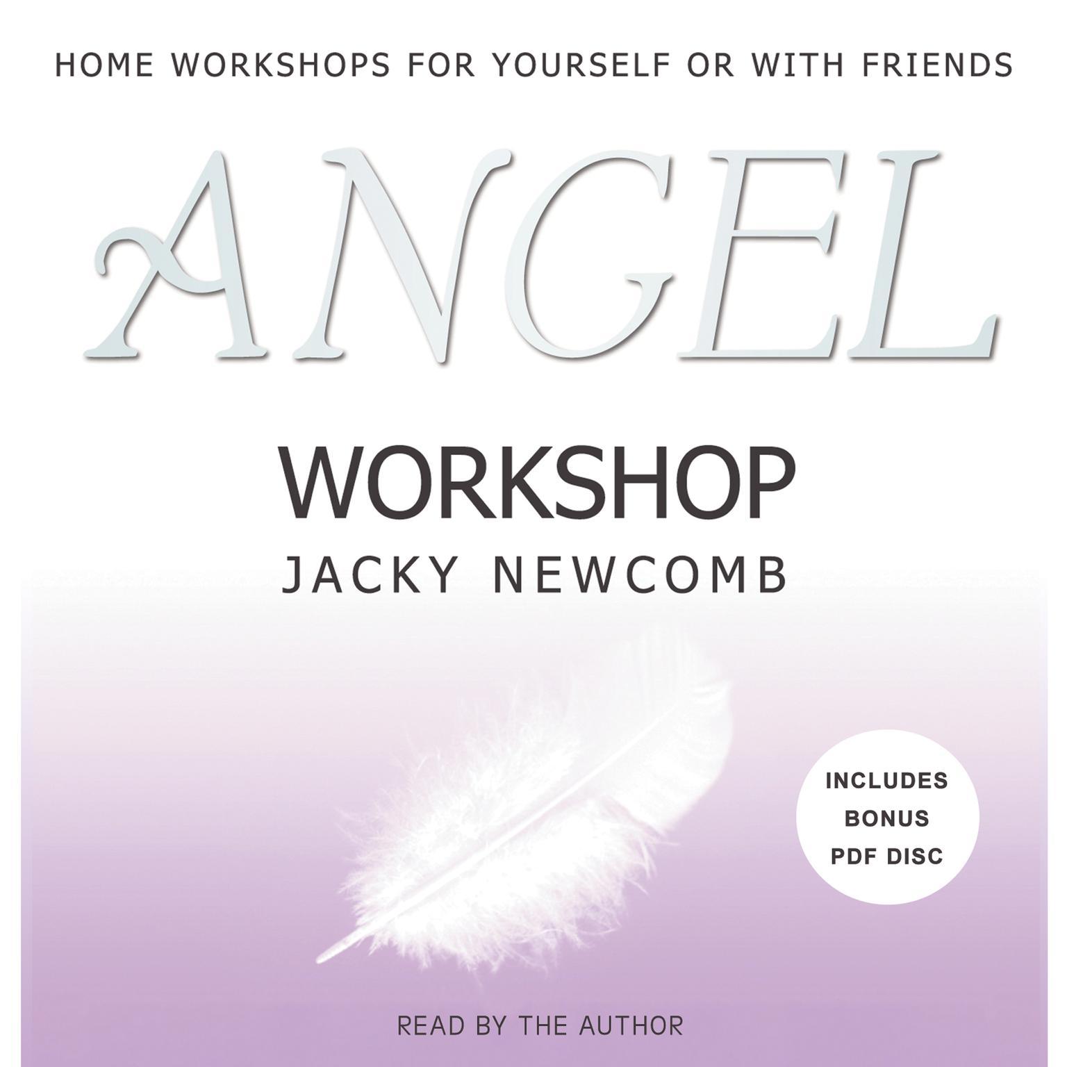 Printable Angel Workshop Audiobook Cover Art