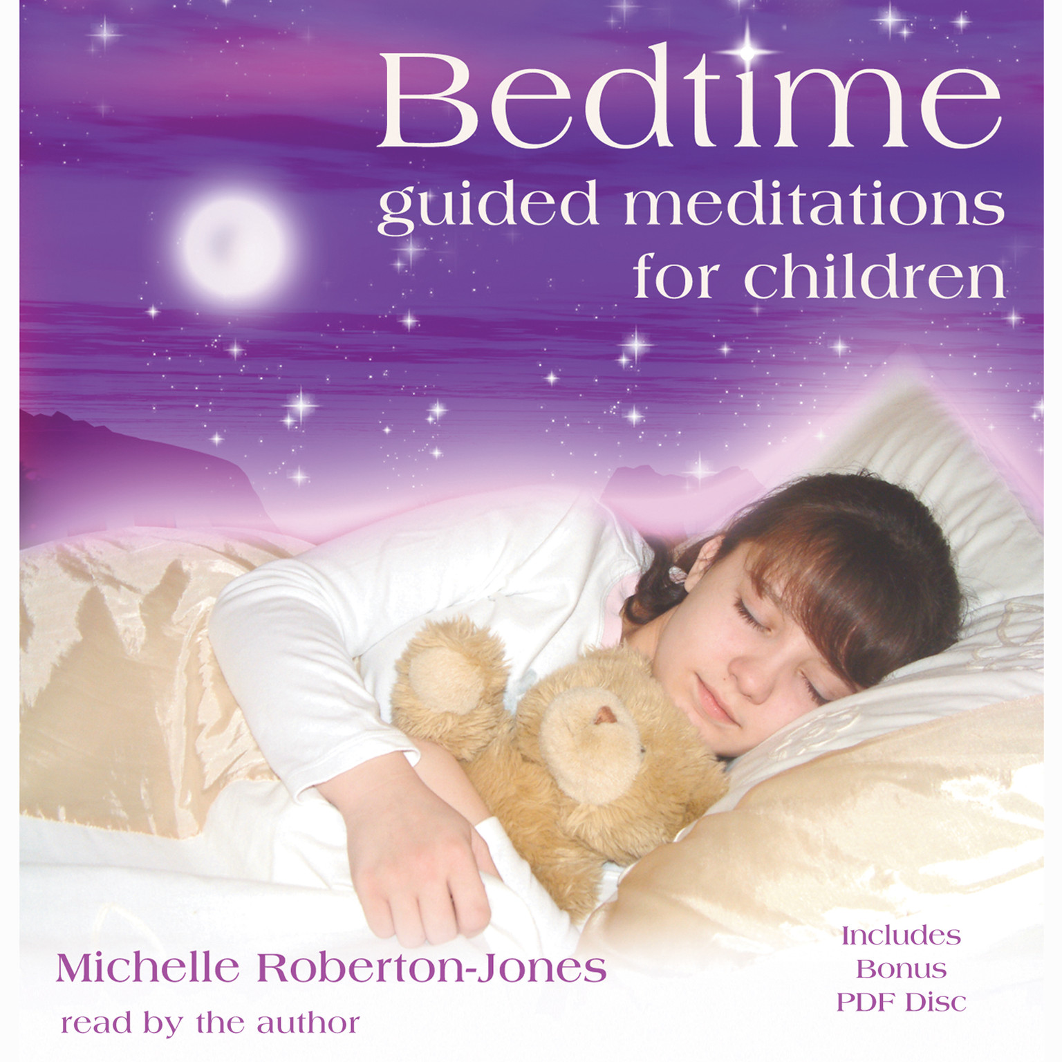 Printable Bedtime: Guided Meditations for Children Audiobook Cover Art