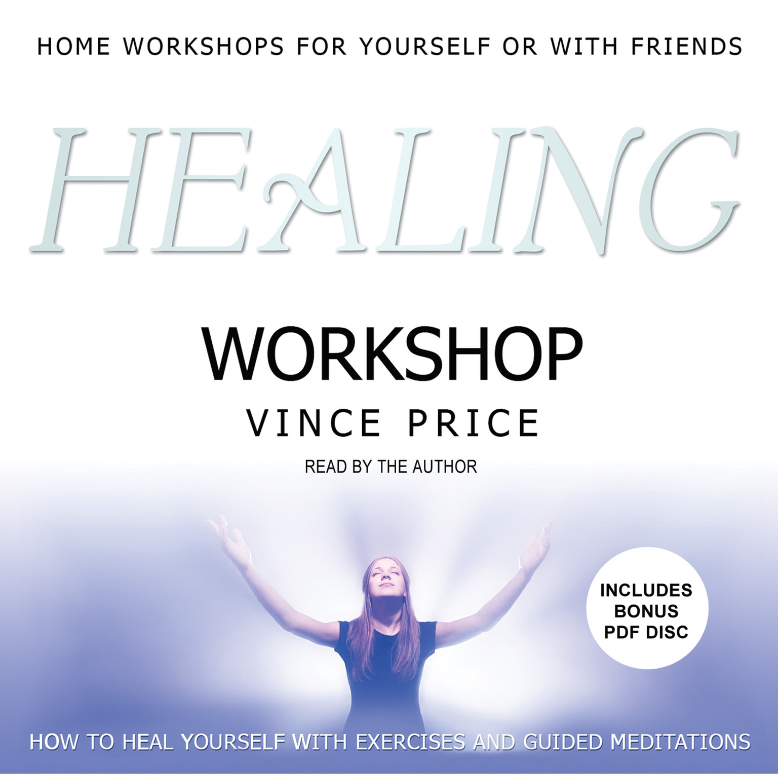Printable Healing Workshop Audiobook Cover Art