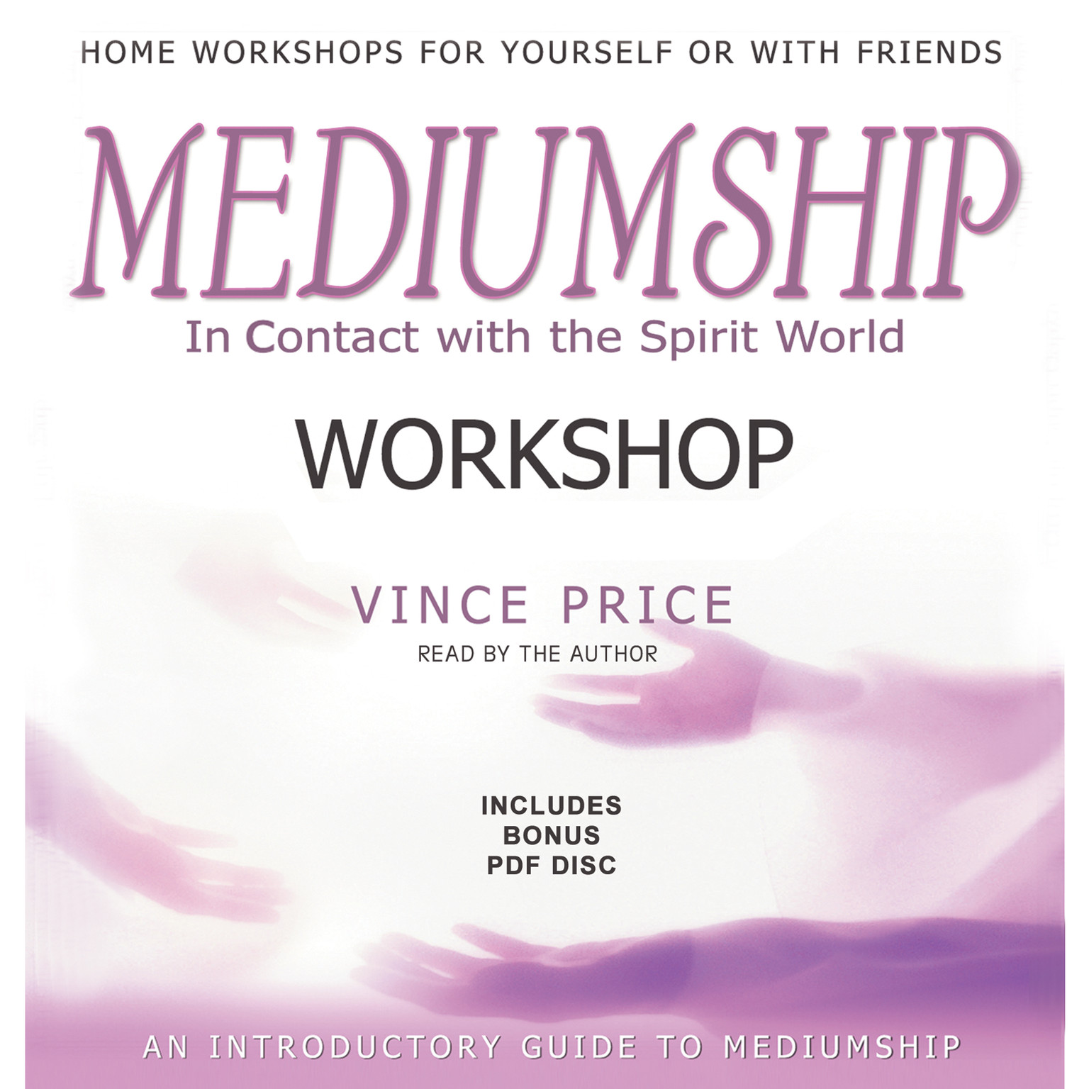 Printable Mediumship Workshop: In Contact with the Spirit World Audiobook Cover Art