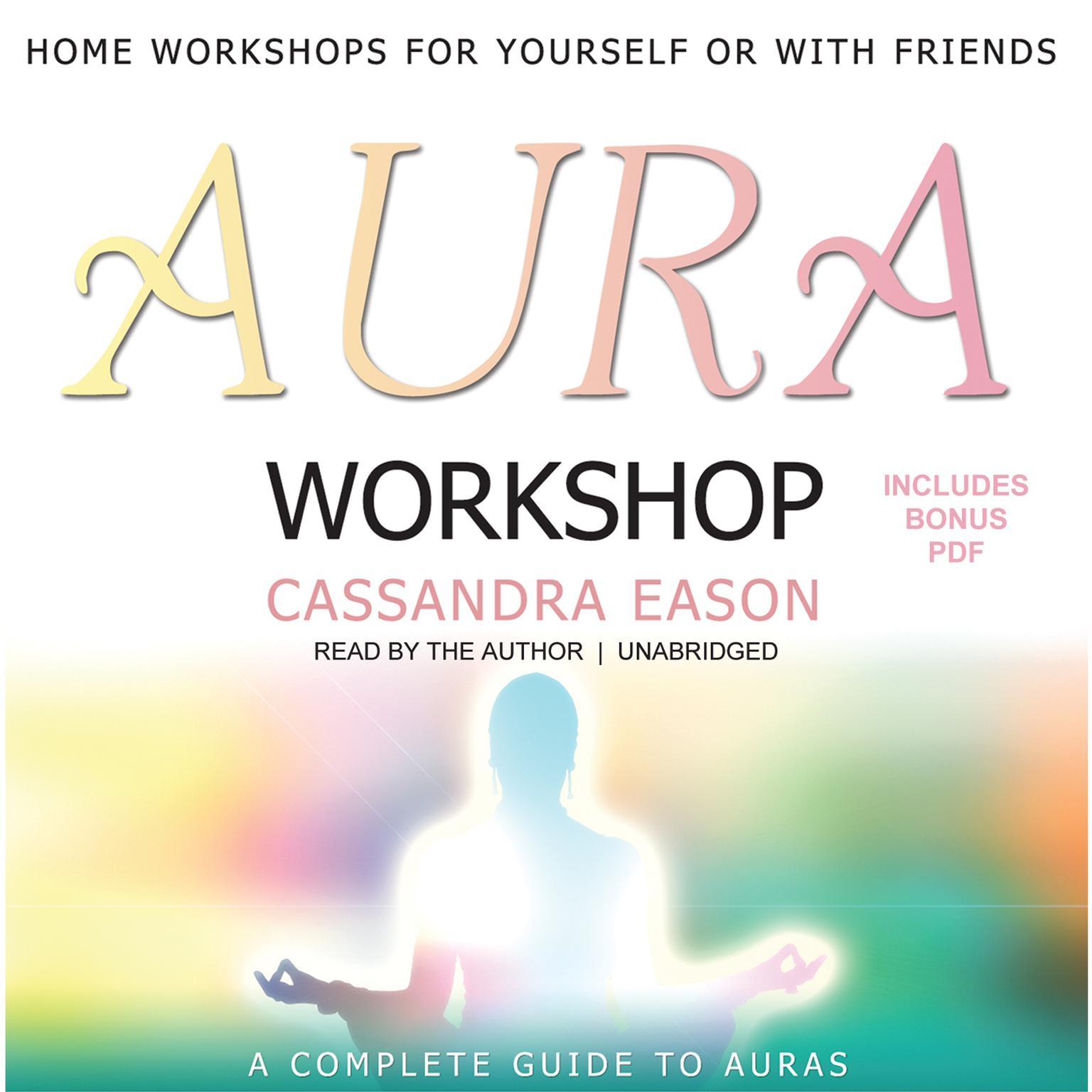 Printable Aura Workshop Audiobook Cover Art
