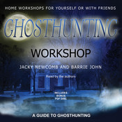Ghosthunting Workshop, by Jacky Newcomb, Barrie John