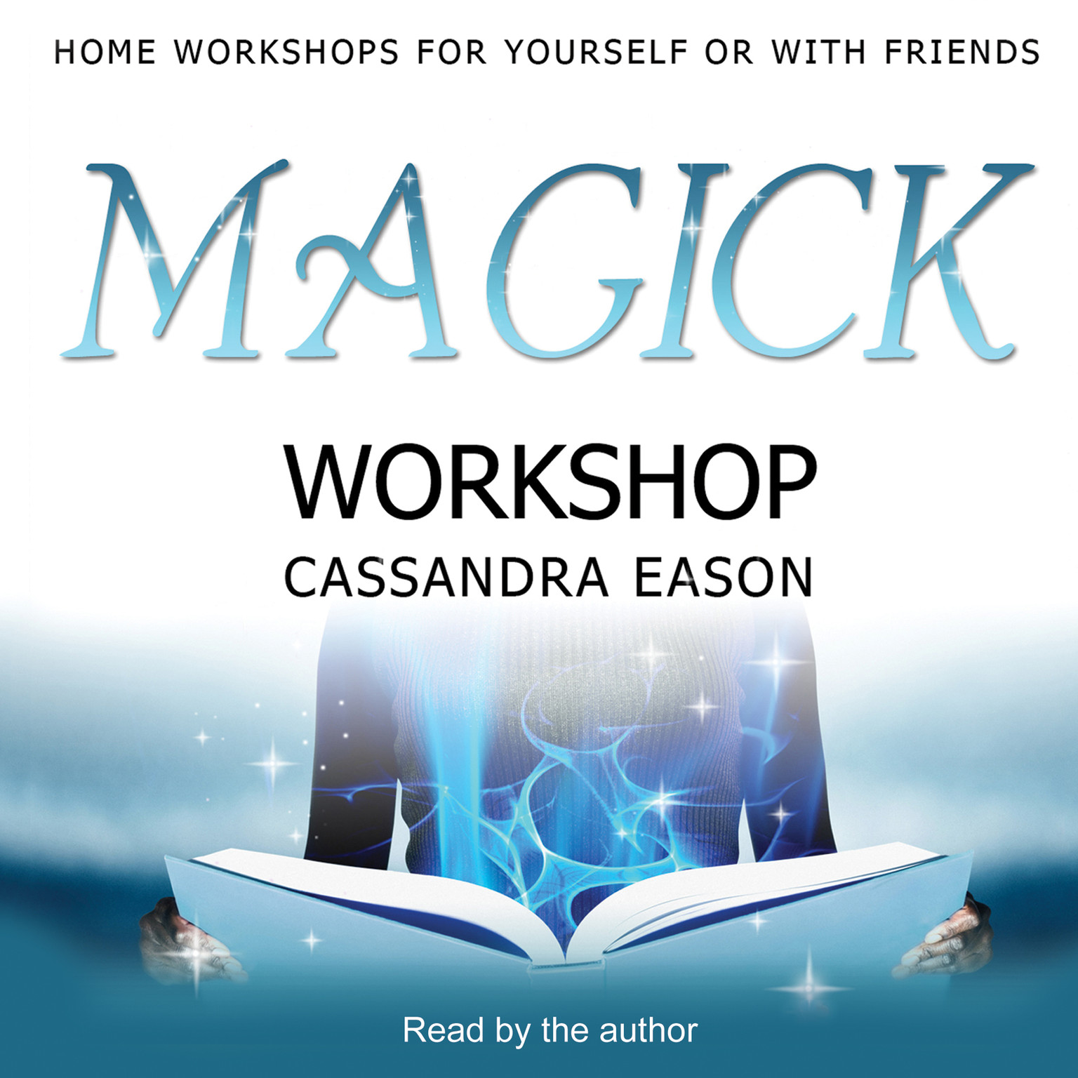 Printable Magick Workshop Audiobook Cover Art