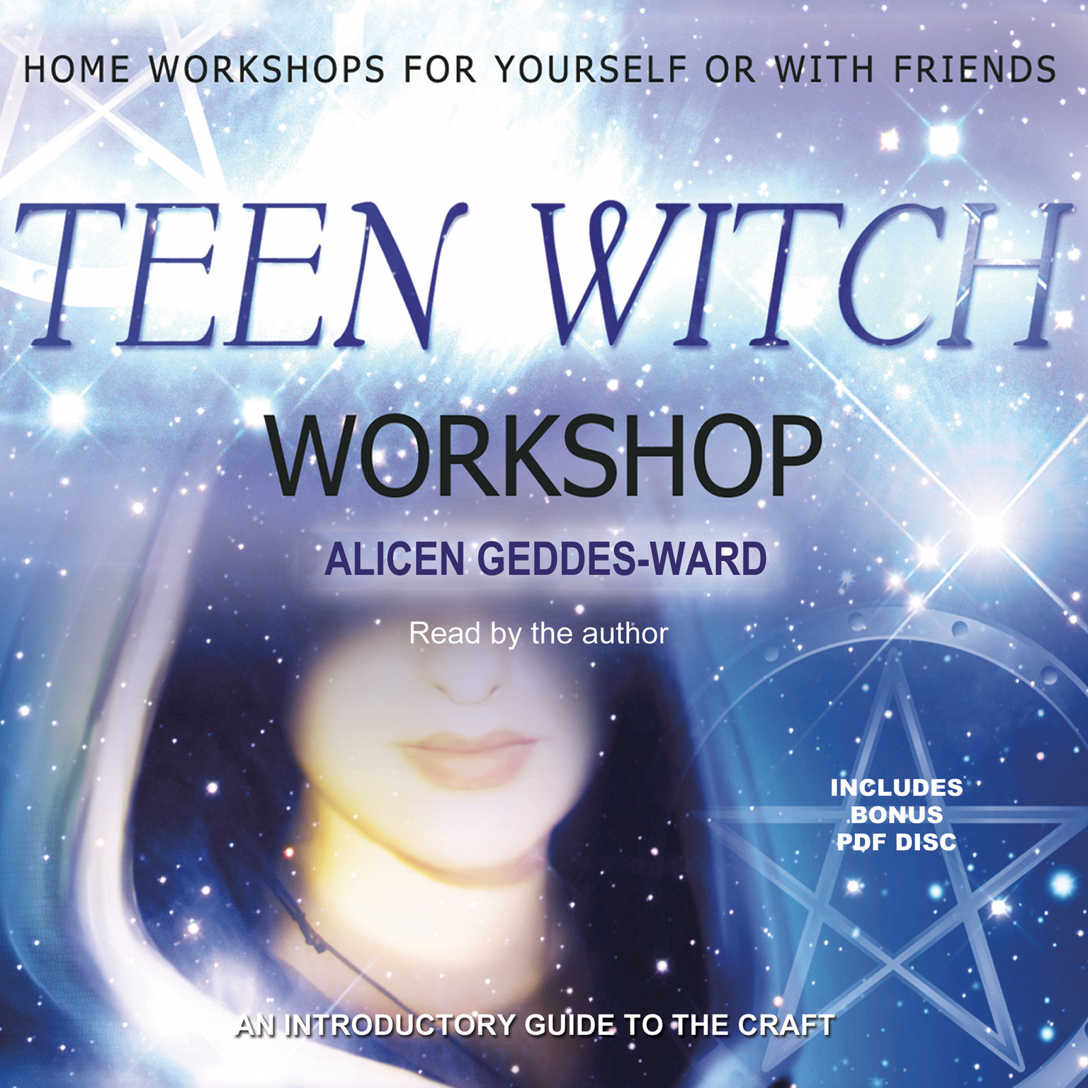 Printable Teen Witch Workshop Audiobook Cover Art