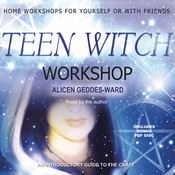 Teen Witch Workshop, by Alicen Geddes-Ward