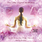 The Little Crystal Meditation Audiobook, by Philip Permutt