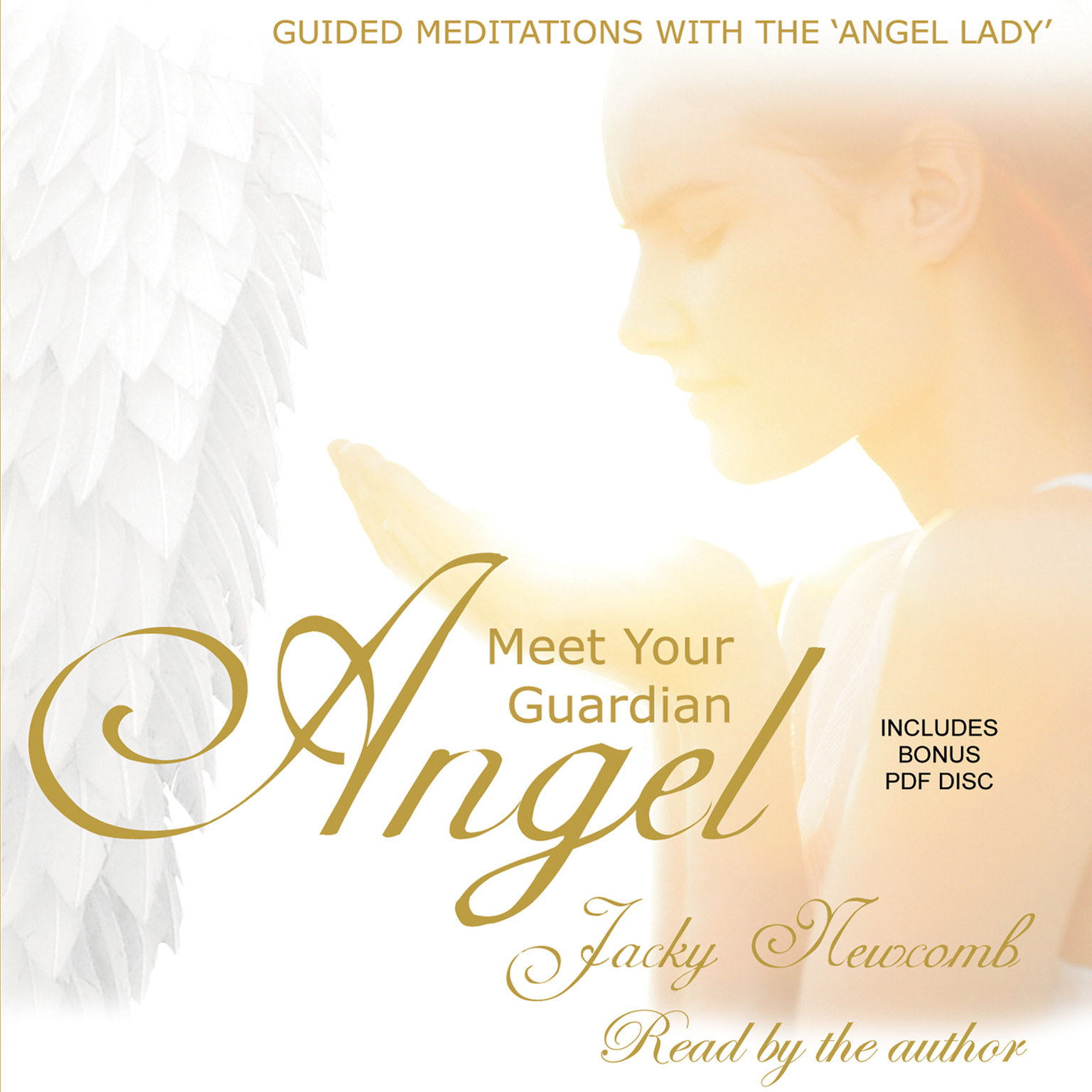 Printable Meet Your Guardian Angel Audiobook Cover Art