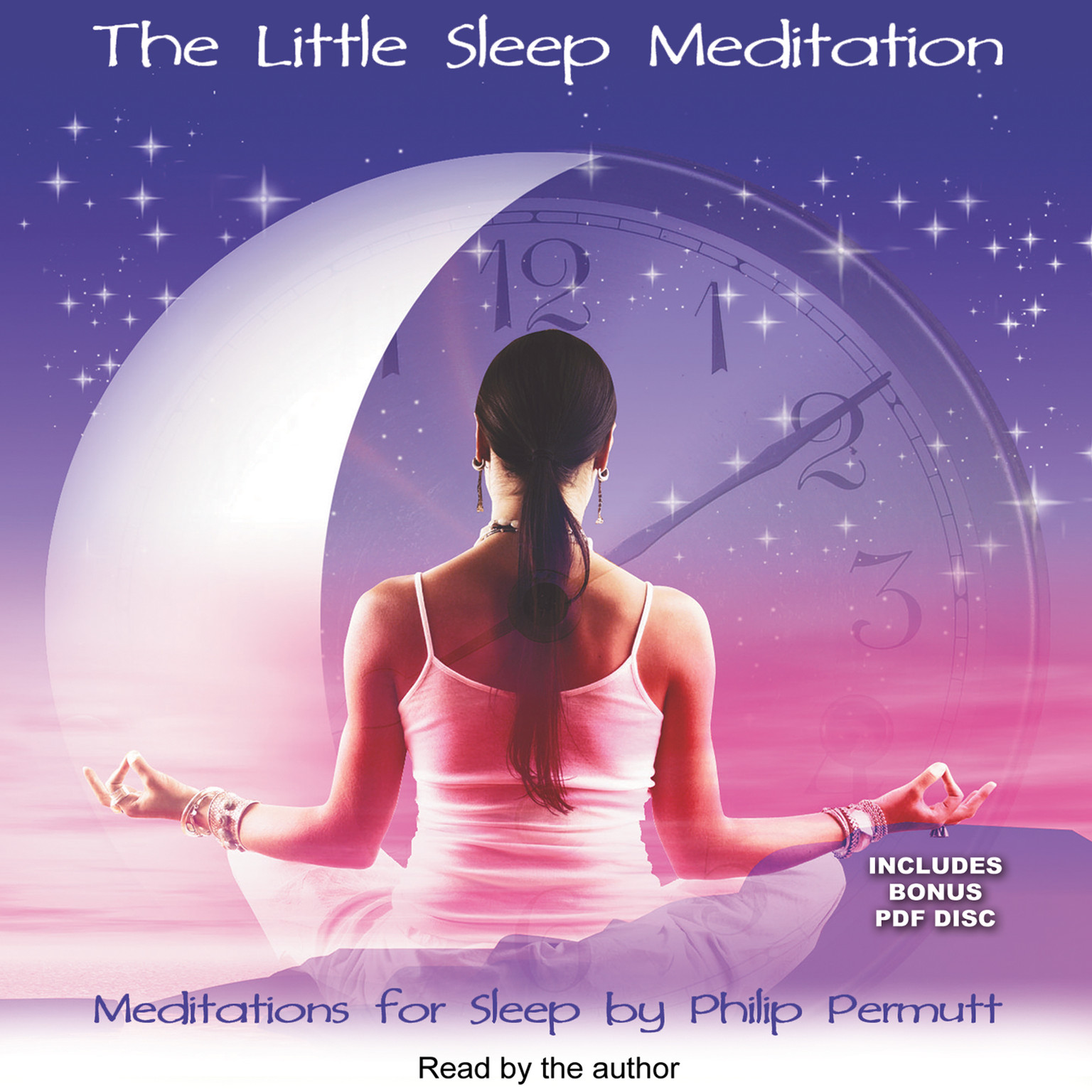 Printable The Little Sleep Meditation Audiobook Cover Art