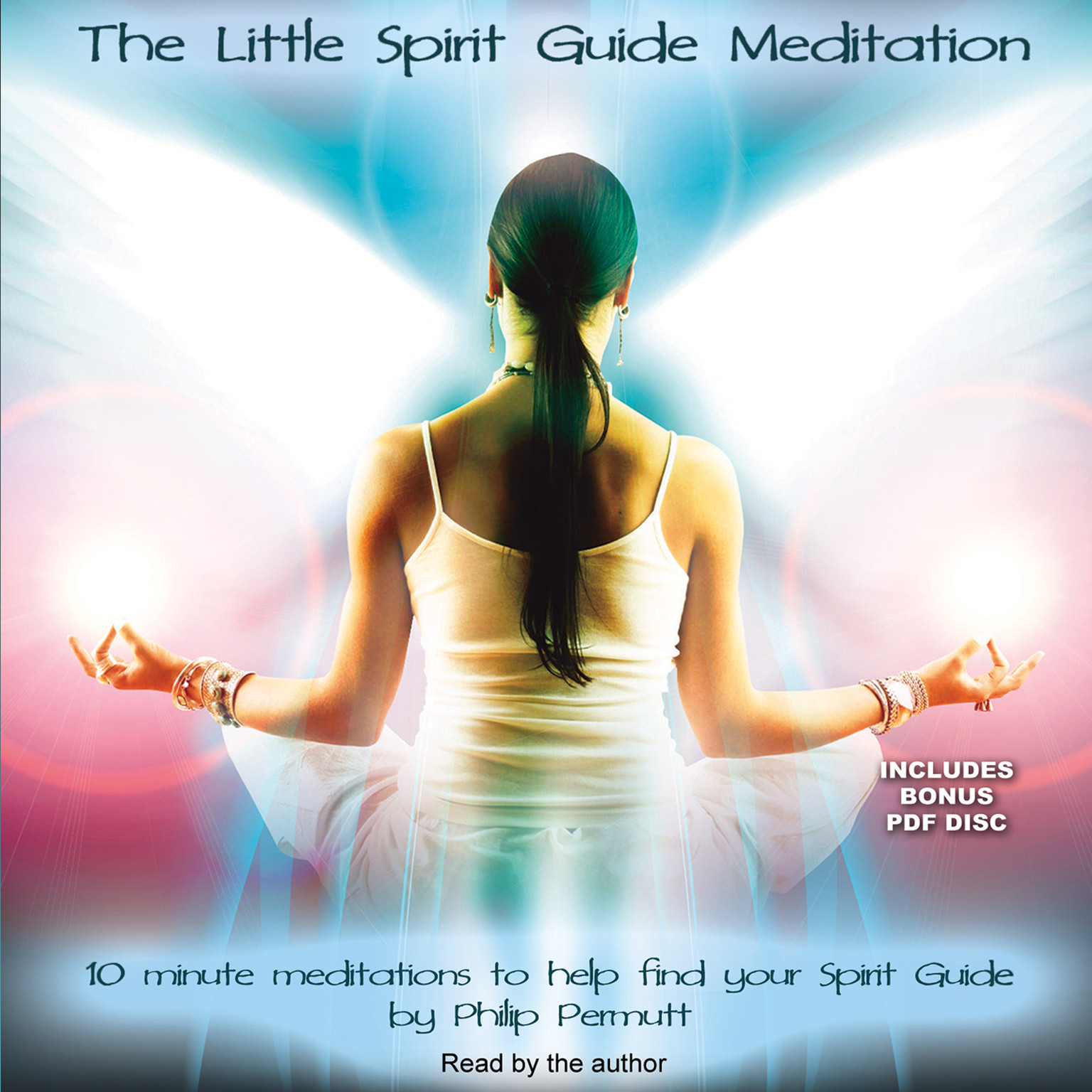 Printable The Little Spirit Guide Meditation Audiobook Cover Art