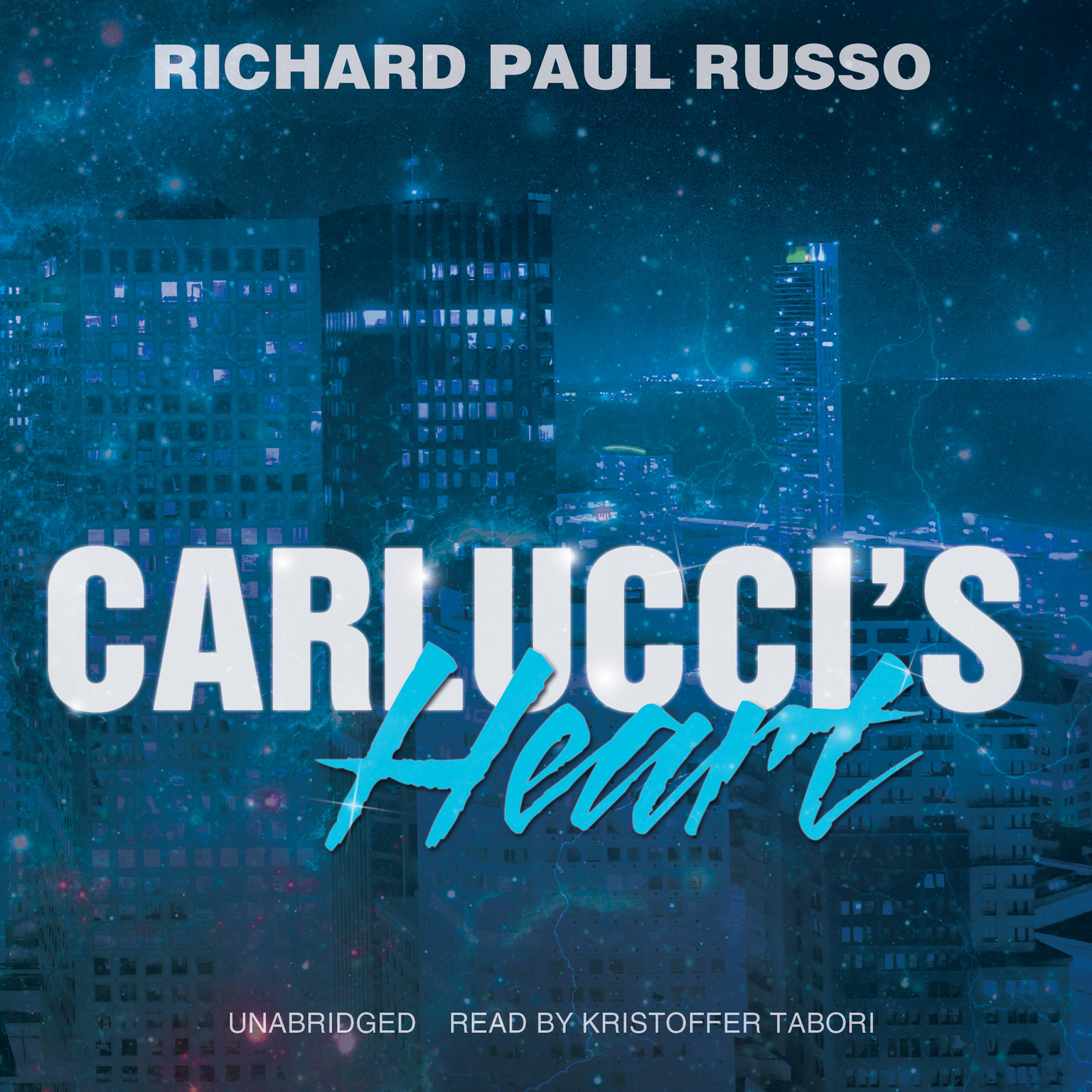 Printable Carlucci's Heart Audiobook Cover Art