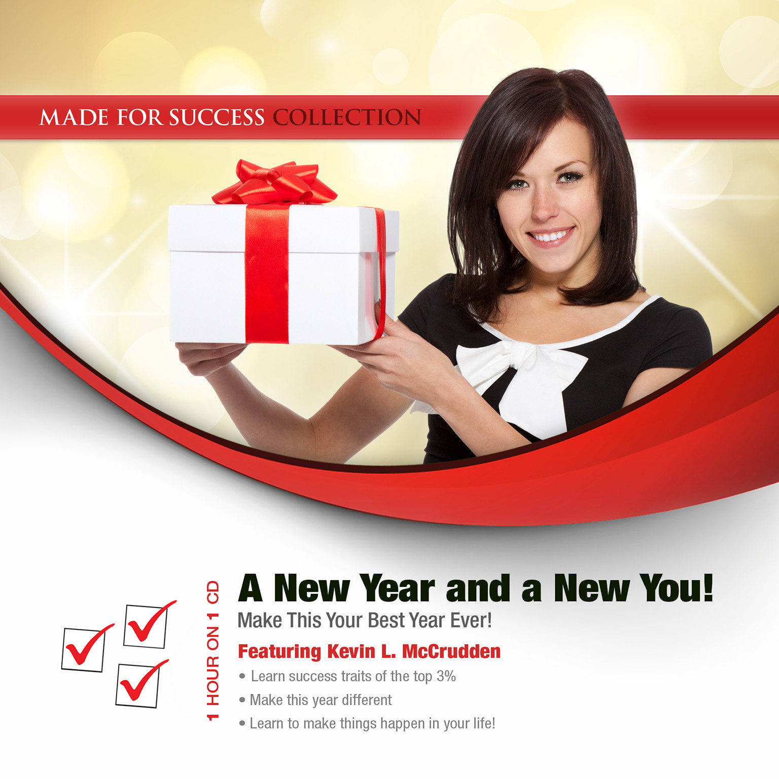 Printable A New Year and a New You!: Make This Your Best Year Ever! Audiobook Cover Art