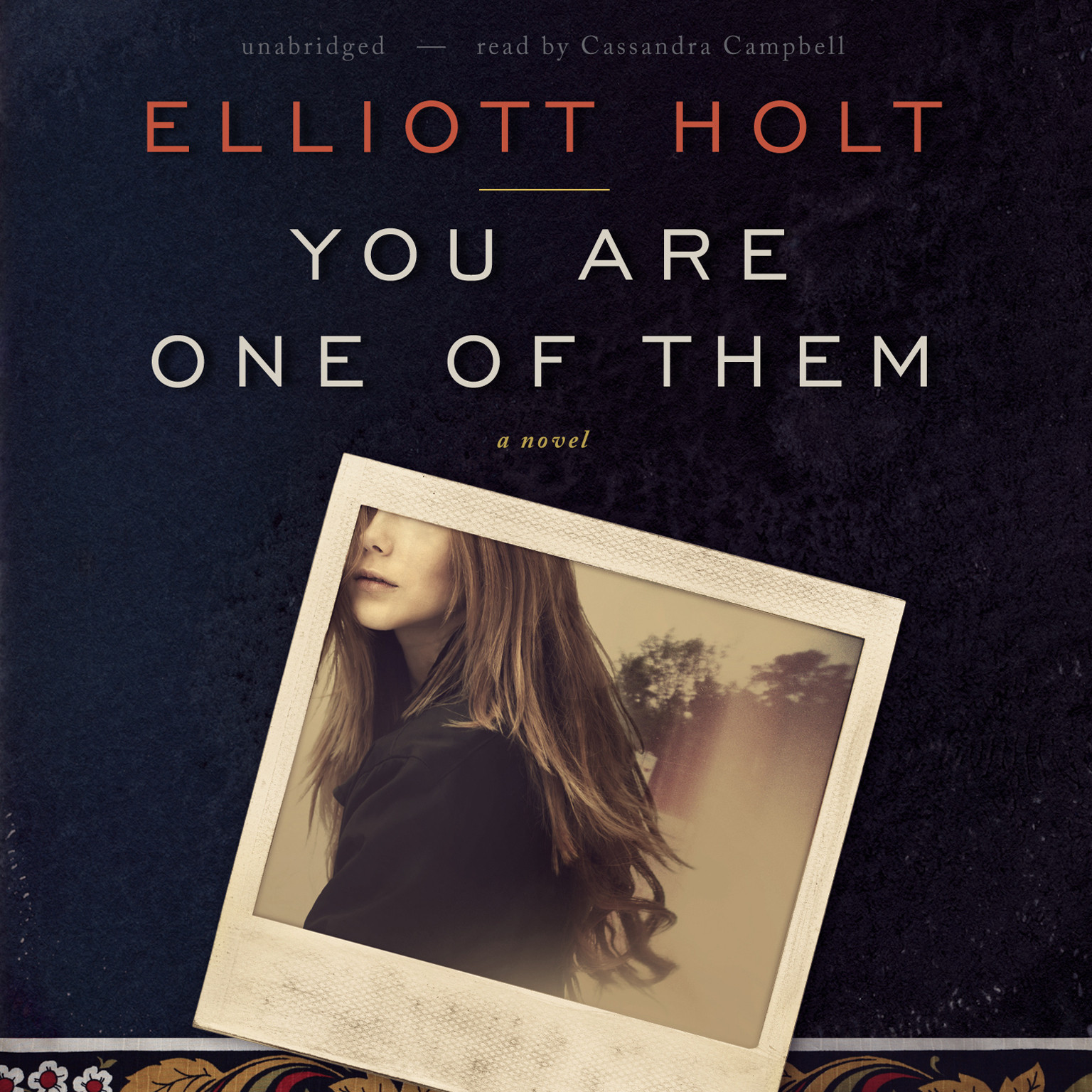 Printable You Are One of Them Audiobook Cover Art