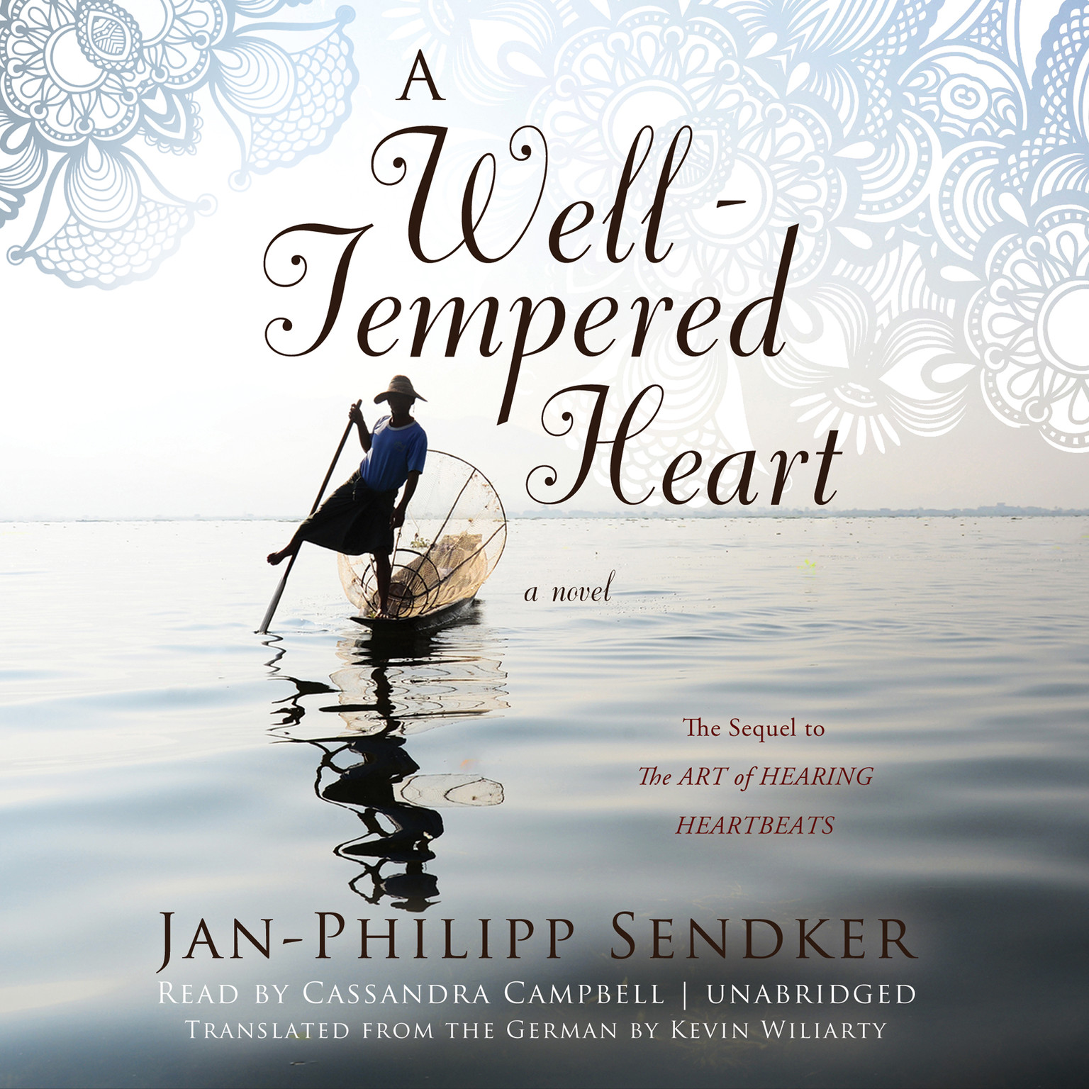 Printable A Well-Tempered Heart: A Novel Audiobook Cover Art