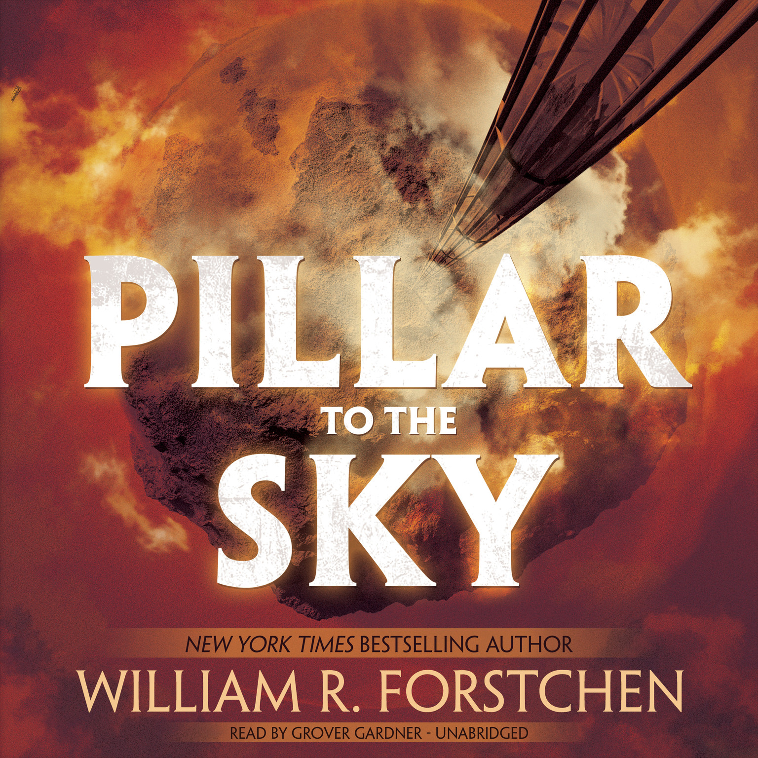 Printable Pillar to the Sky Audiobook Cover Art