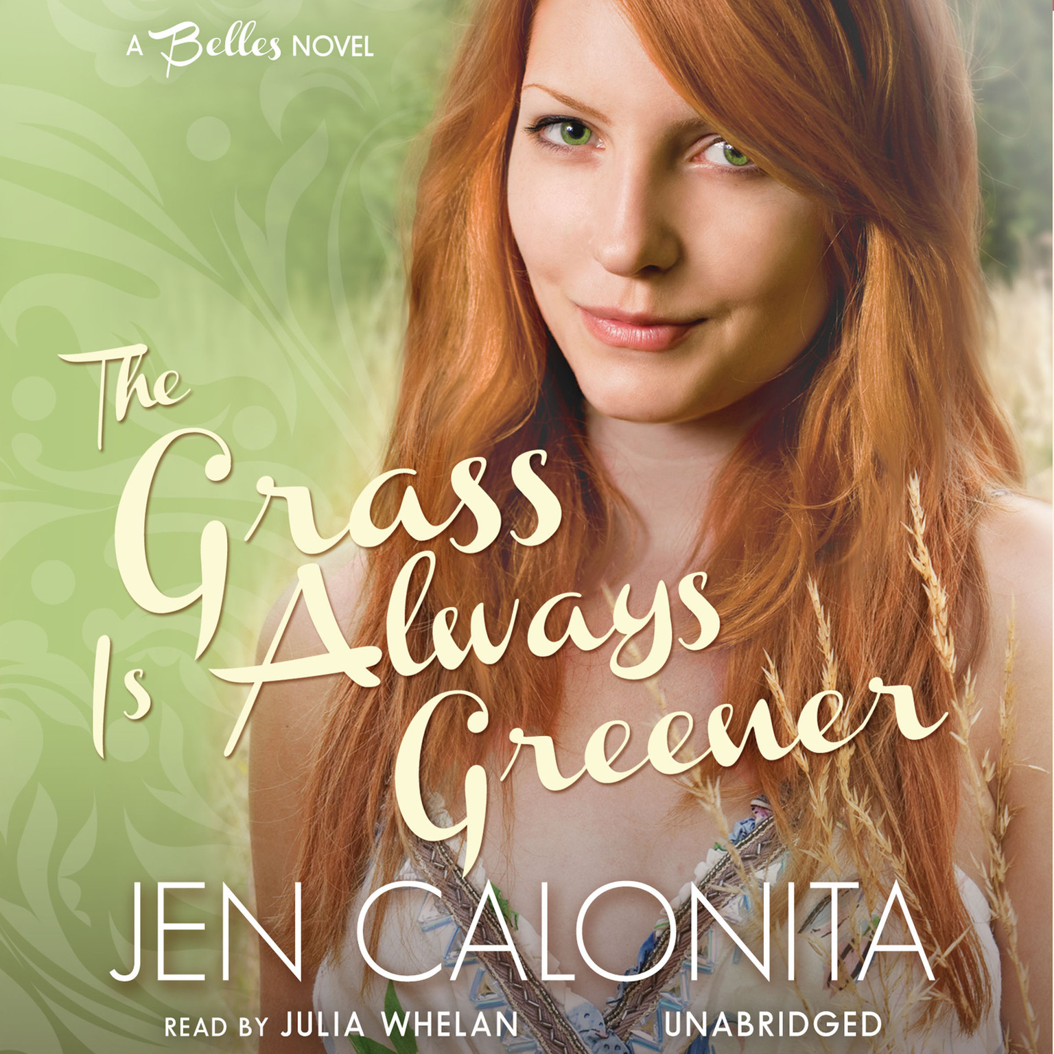 Printable The Grass Is Always Greener Audiobook Cover Art