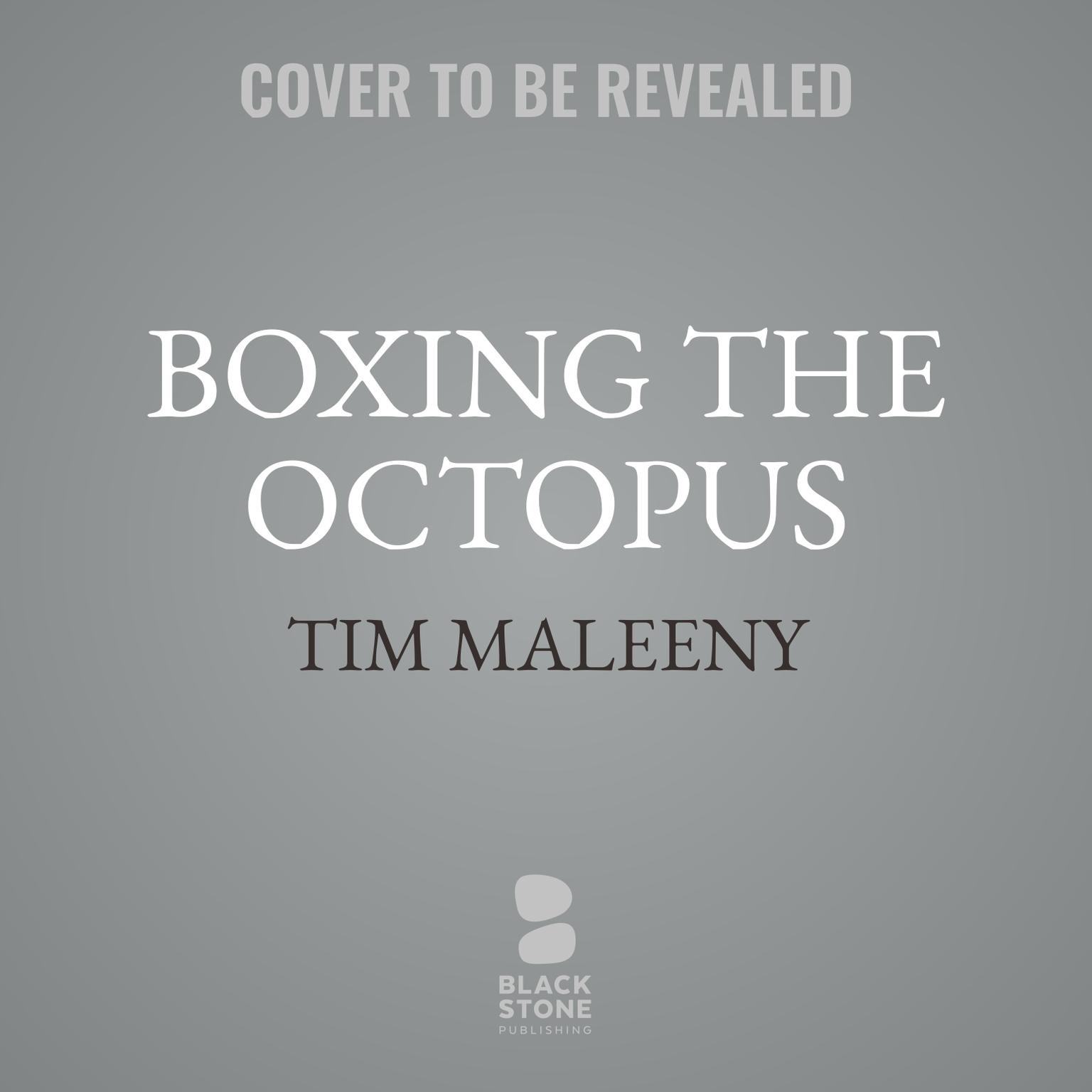 Printable Boxing the Octopus Audiobook Cover Art