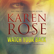 Watch Your Back Audiobook, by Karen Rose