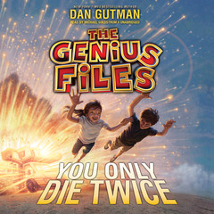 You Only Die Twice Audiobook, by Dan Gutman