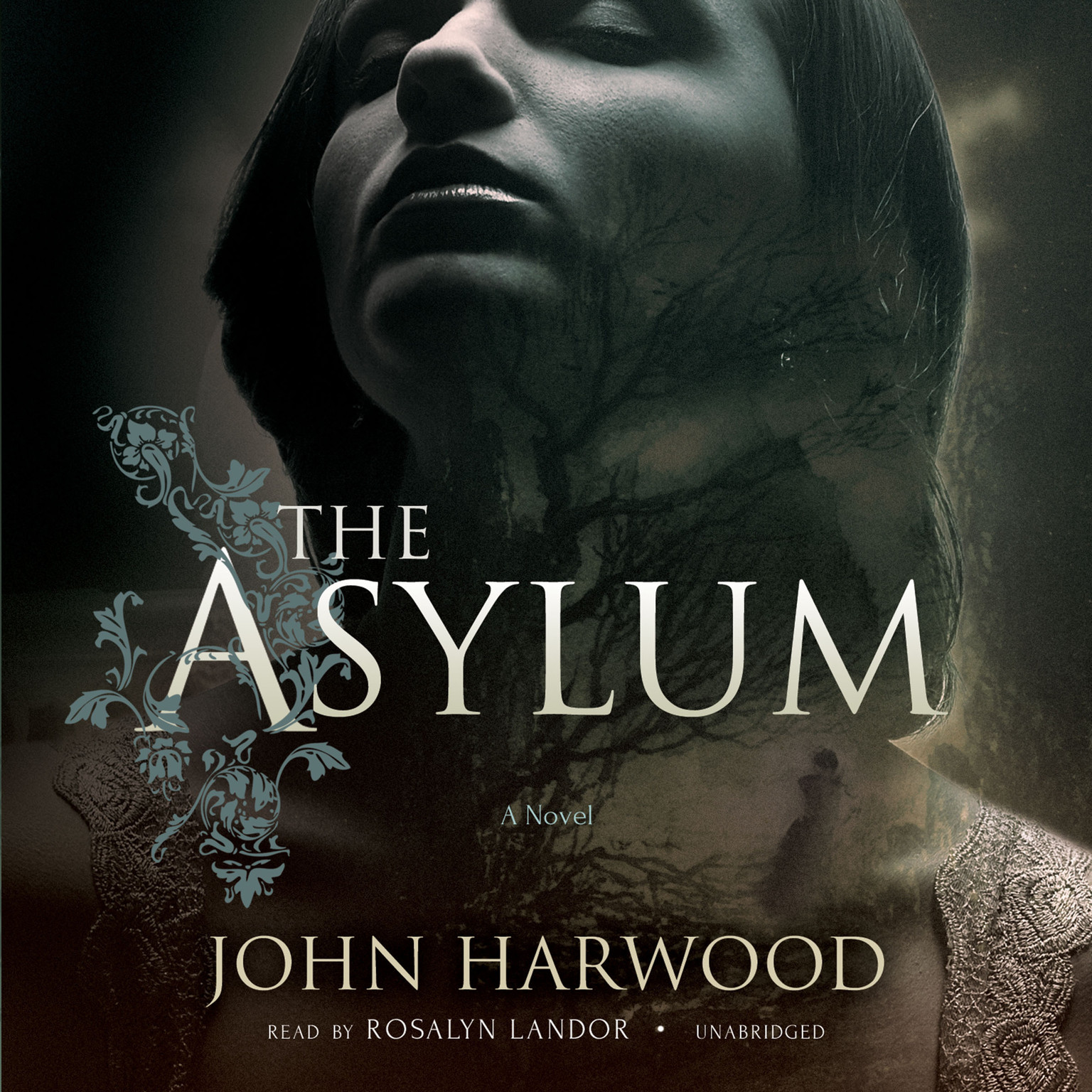 Printable The Asylum Audiobook Cover Art