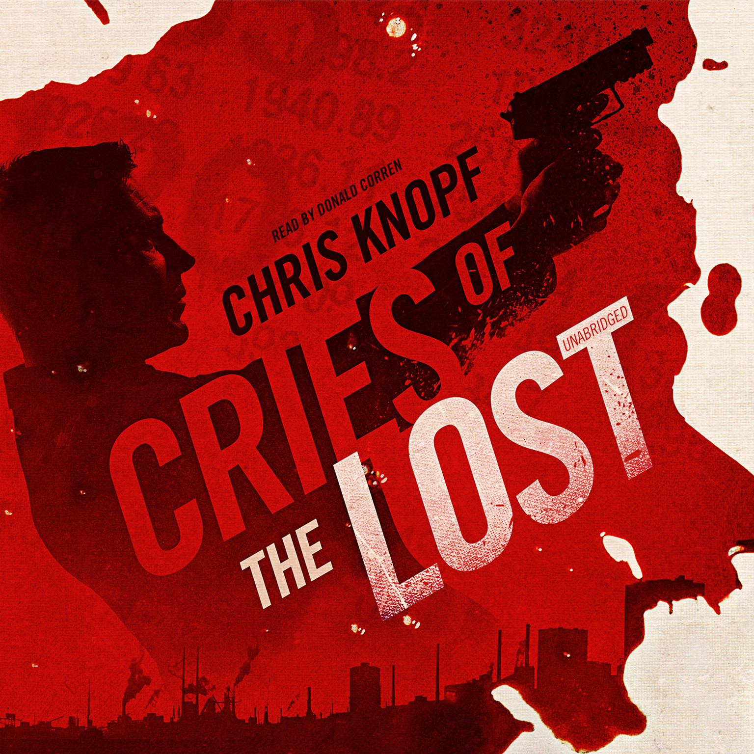 Printable Cries of the Lost Audiobook Cover Art