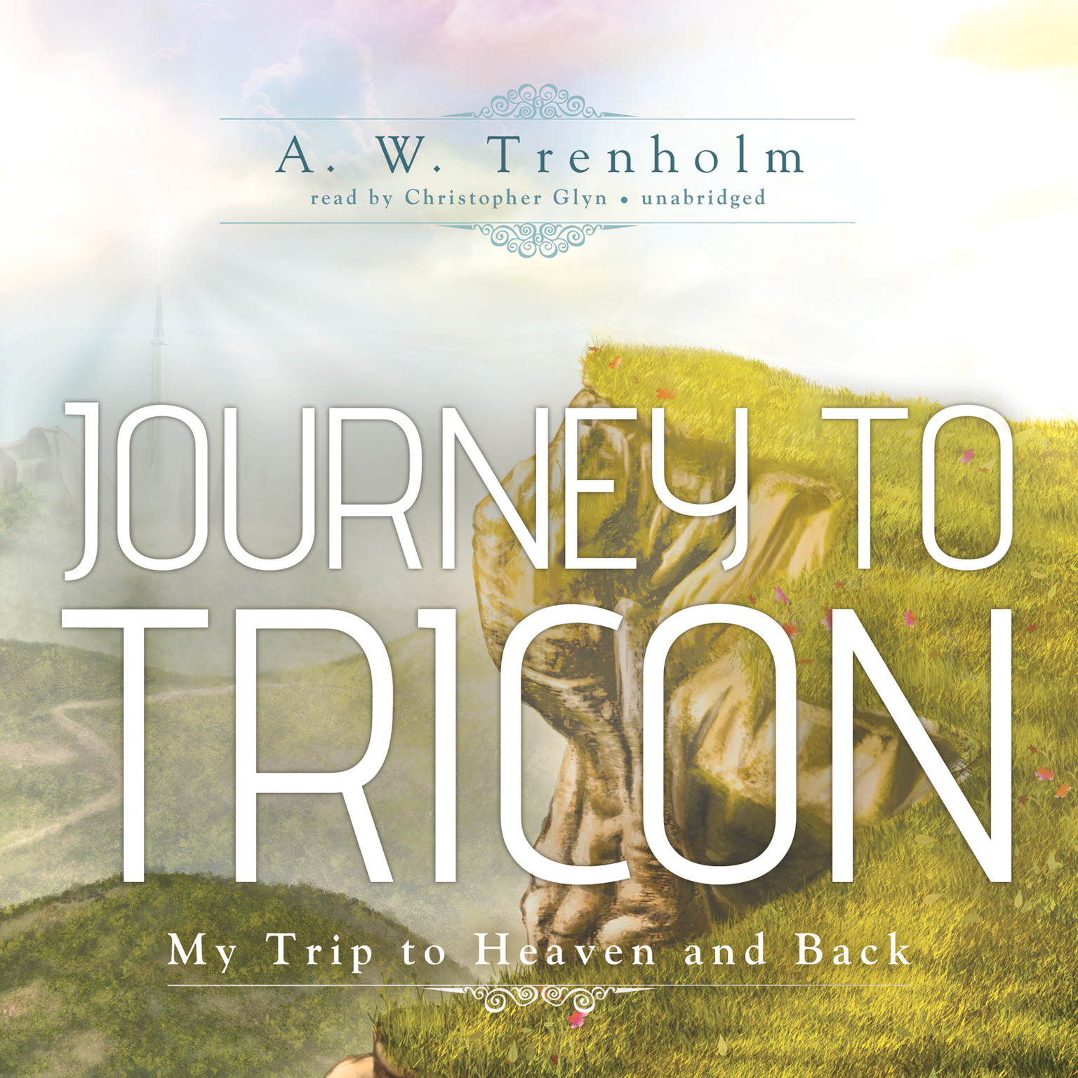 Printable Journey to Tricon: My Trip to Heaven and Back Audiobook Cover Art