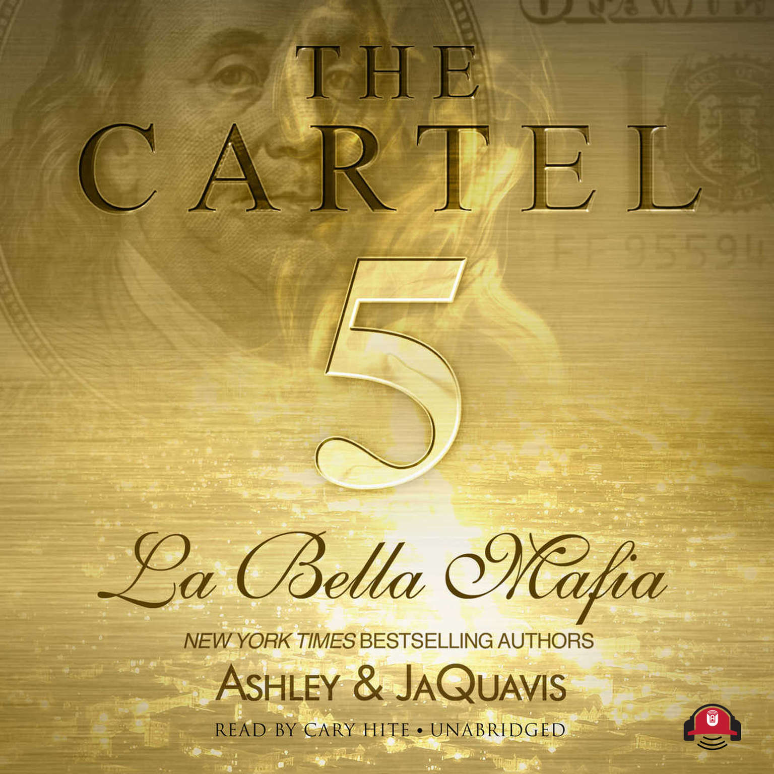 Printable The Cartel 5: La Bella Mafia Audiobook Cover Art