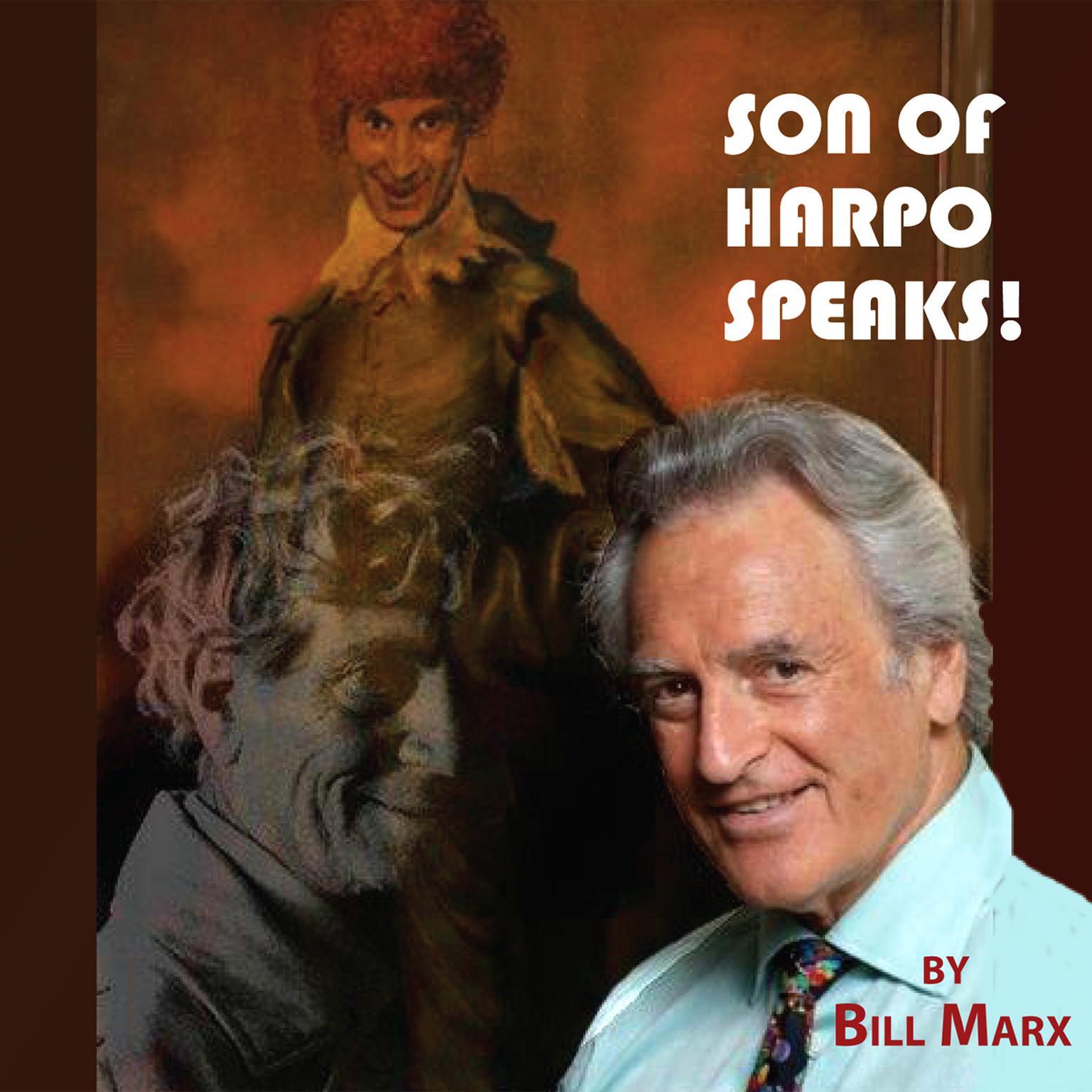 Printable Son of Harpo Speaks!: A Family Portrait Audiobook Cover Art