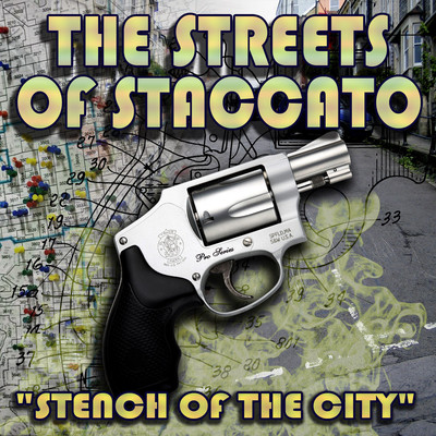 """Streets of Staccato: Episode One: """"Stench of the City"""" Audiobook, by Victor Gates"""