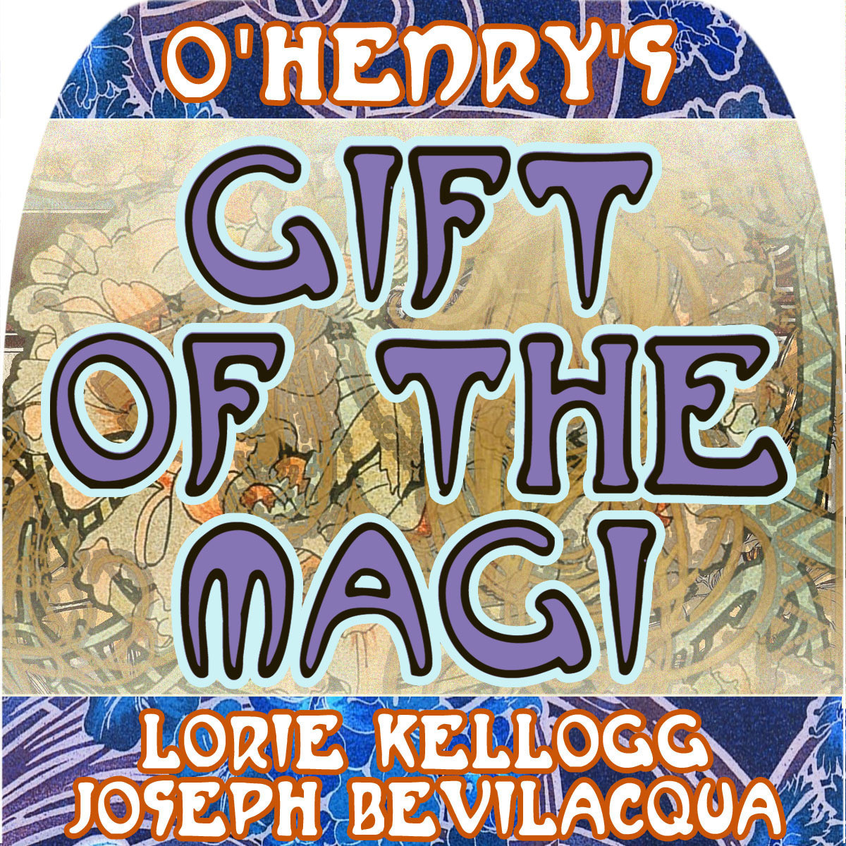 Printable The Gift of the Magi: The Classic Christmas Story Audiobook Cover Art