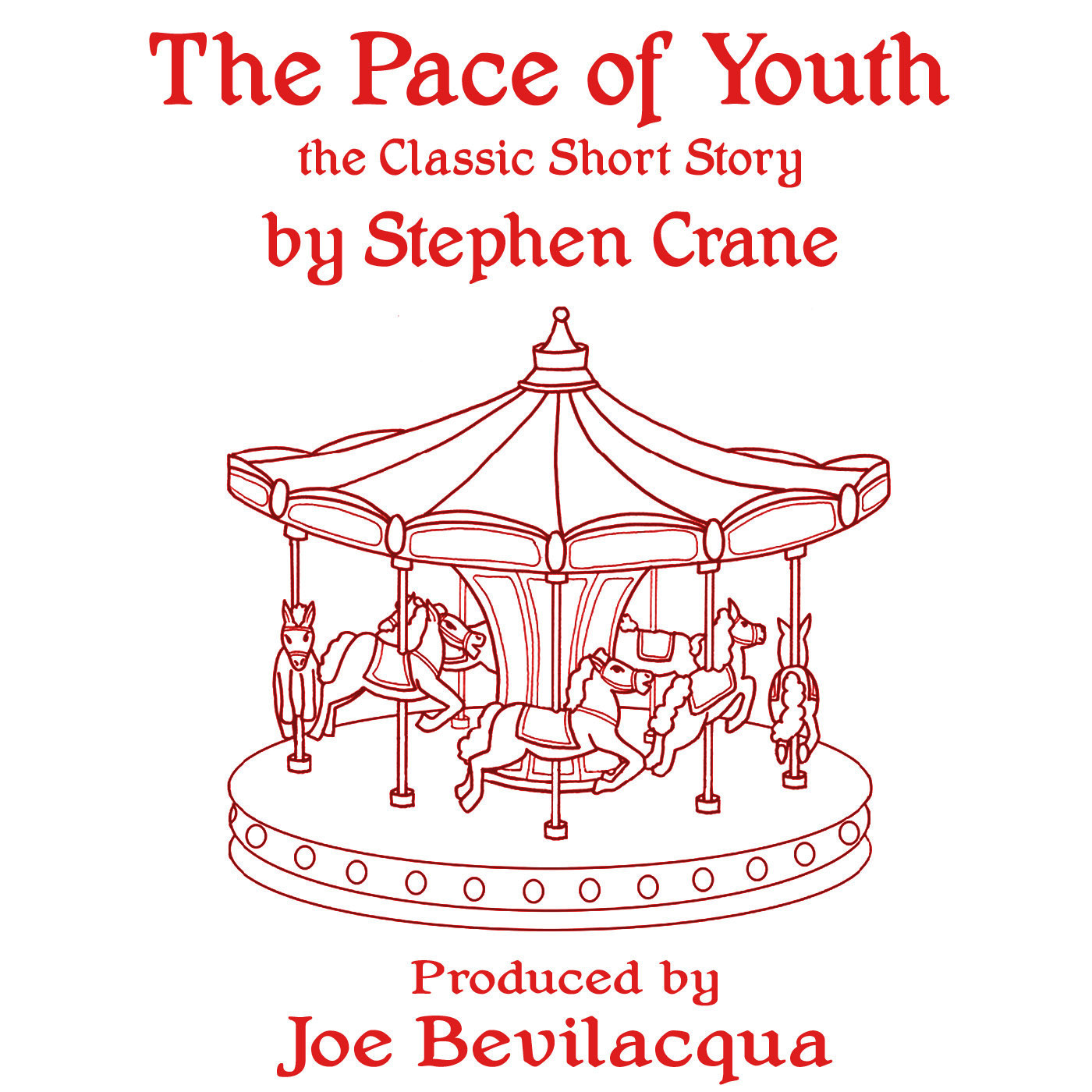 Printable The Pace of Youth: The Classic Short Story Audiobook Cover Art
