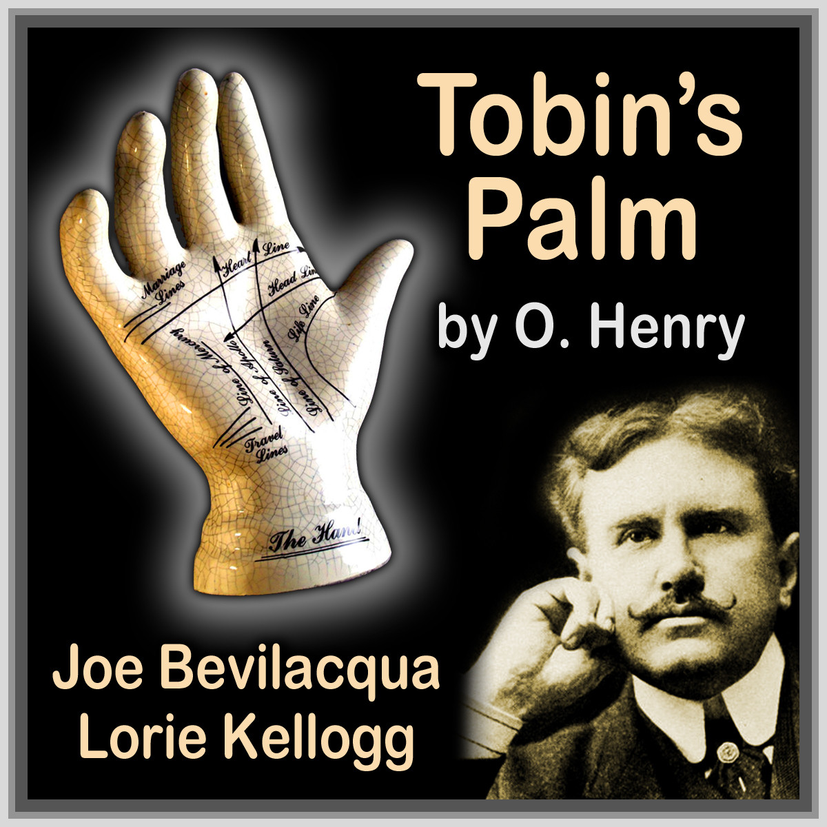 Printable Tobin's Palm: Classic American Short Story Audiobook Cover Art