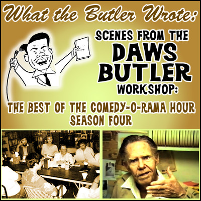 What the Butler Wrote: Scenes from the Daws Butler Workshop Audiobook, by Charles Dawson Butler