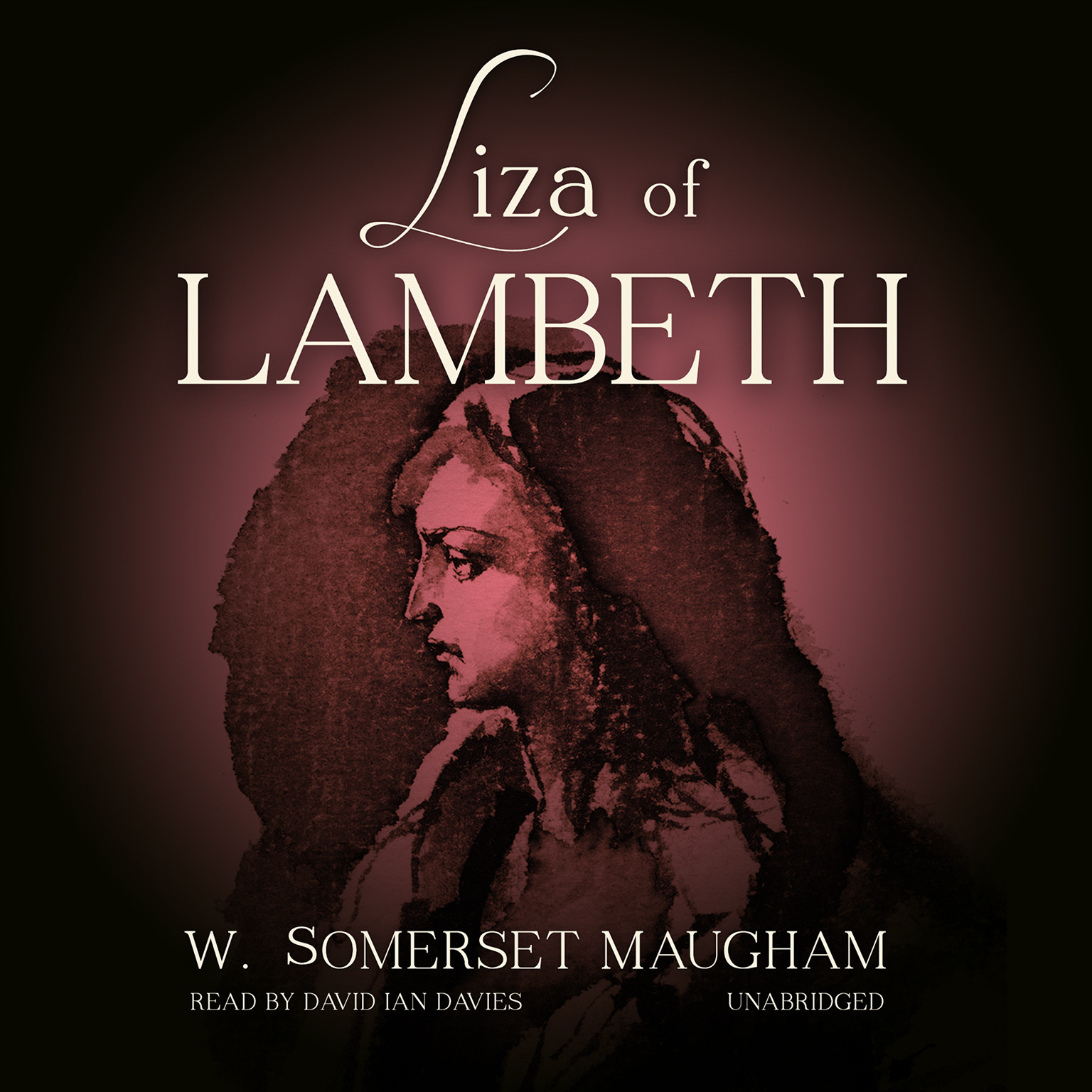 Printable Liza of Lambeth Audiobook Cover Art
