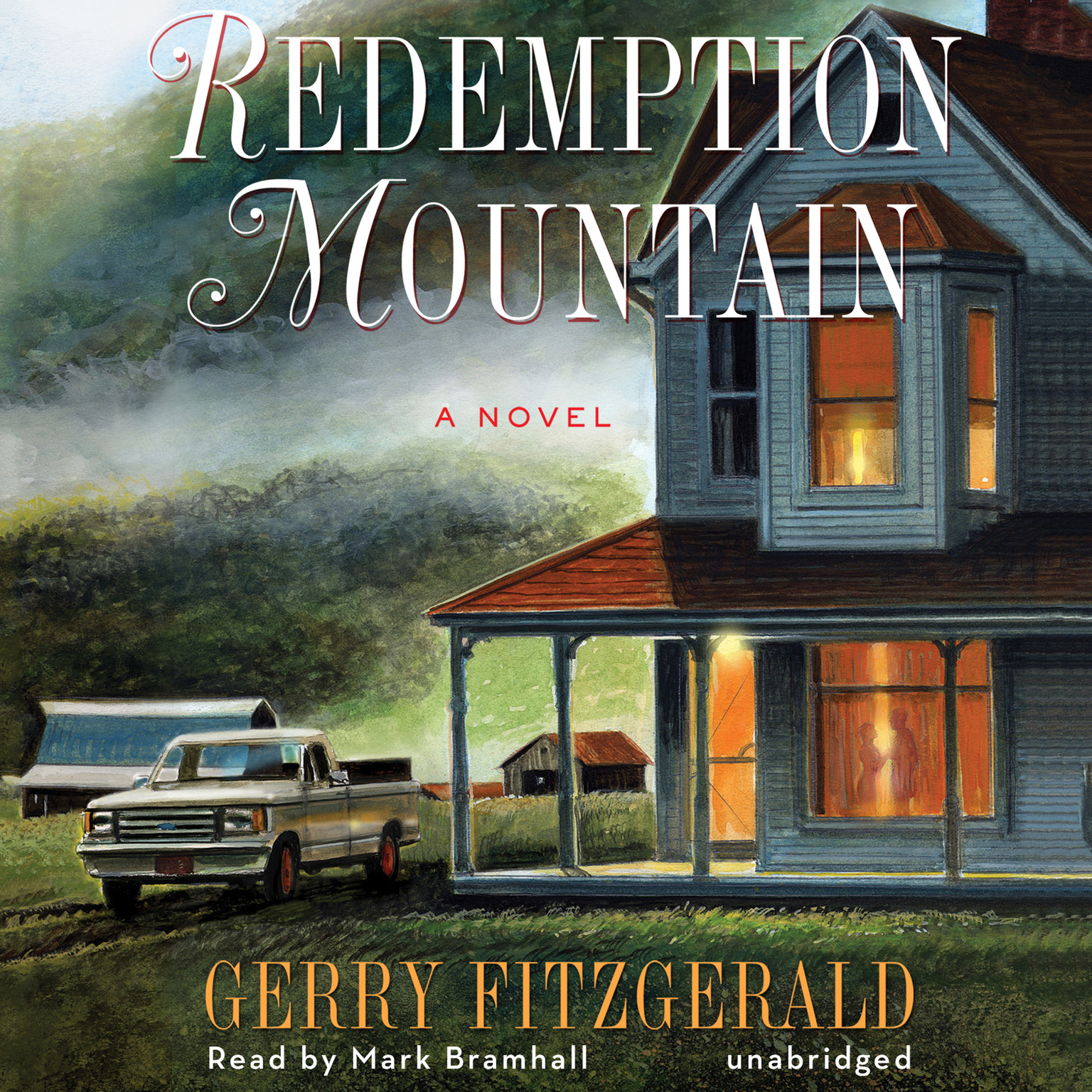 Printable Redemption Mountain: A Novel Audiobook Cover Art