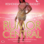 Rumor Central Audiobook, by ReShonda Tate Billingsley