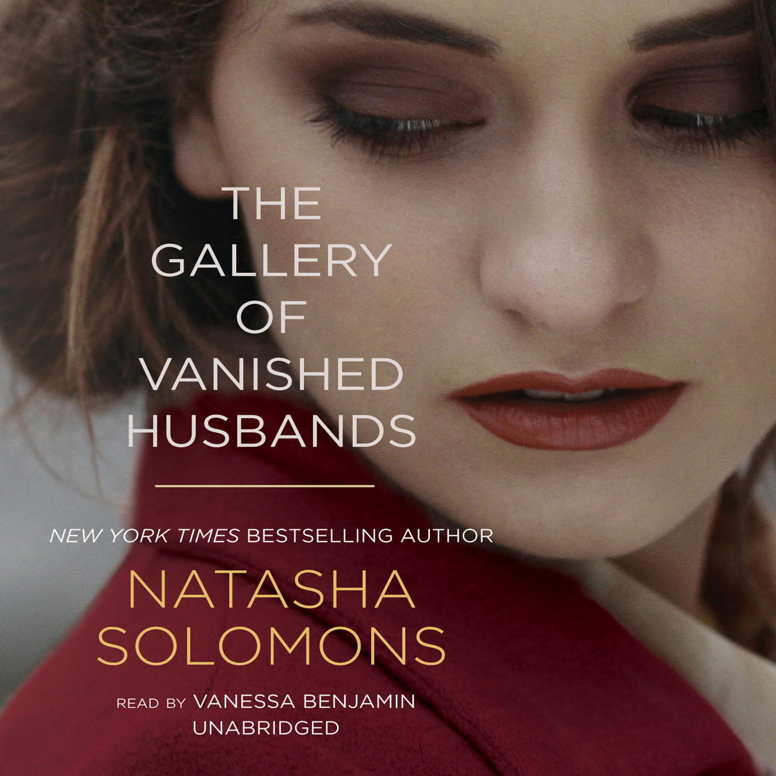 Printable The Gallery of Vanished Husbands Audiobook Cover Art