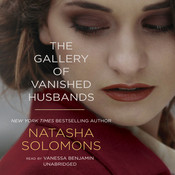 The Gallery of Vanished Husbands Audiobook, by Natasha Solomons
