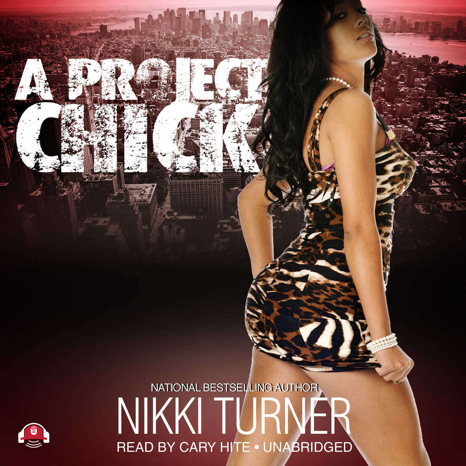 Printable A Project Chick Audiobook Cover Art