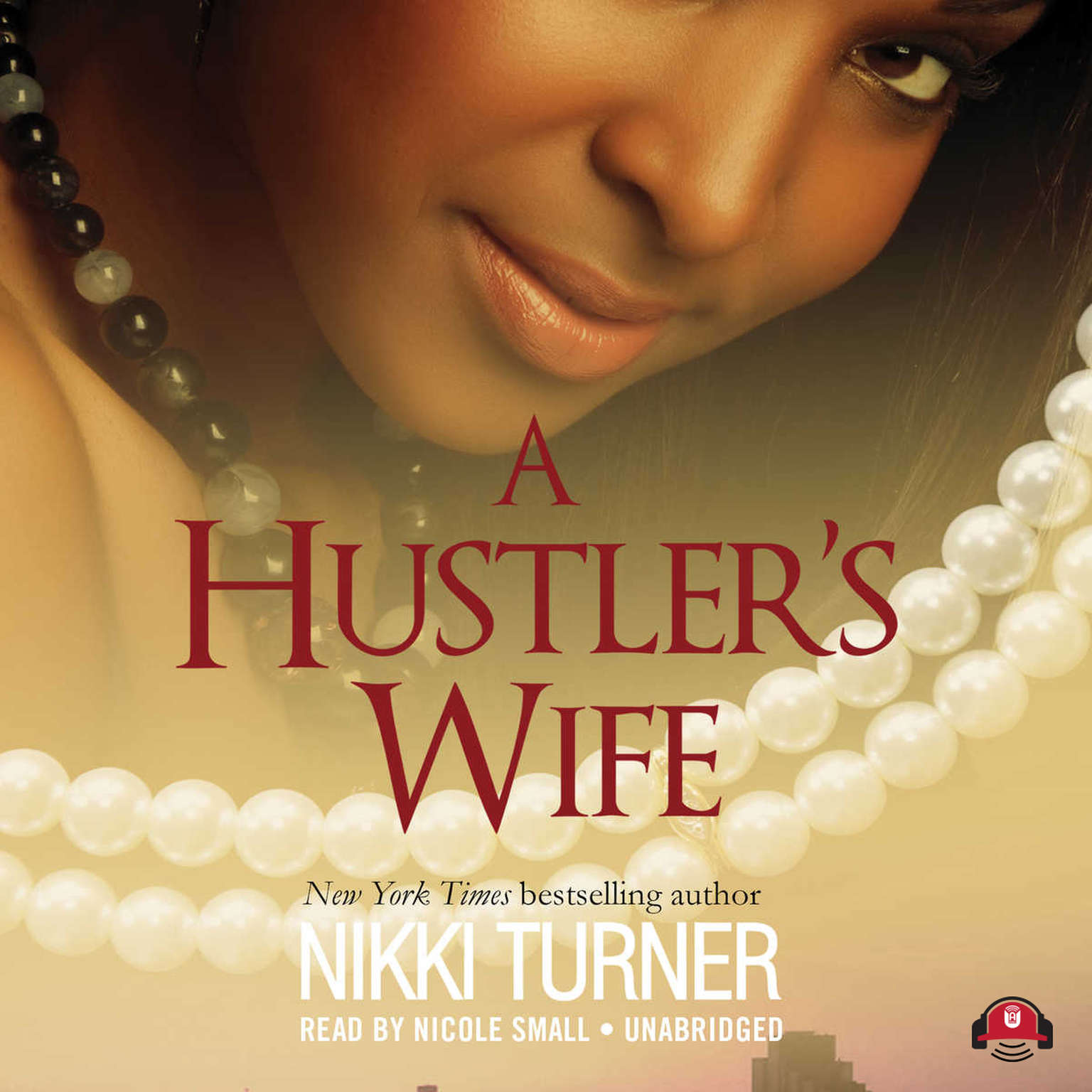 Printable A Hustler's Wife Audiobook Cover Art